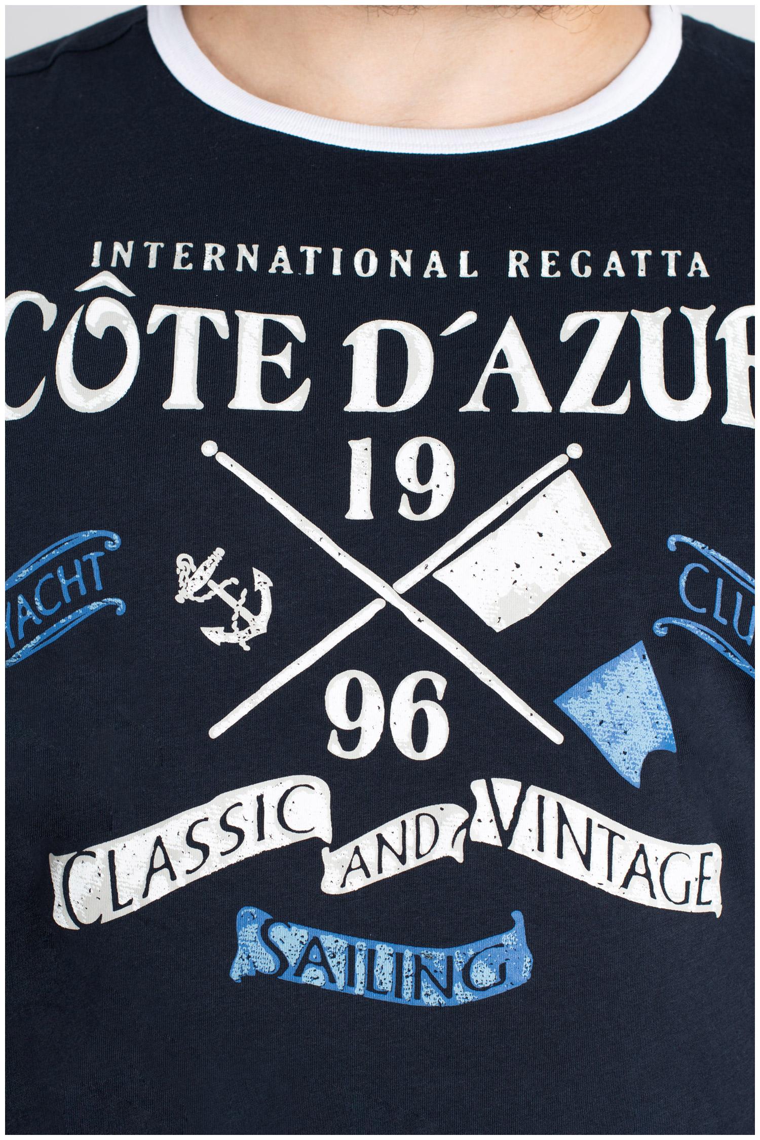 Sport, Camisetas M. Corta, 109728, MARINO | Zoom