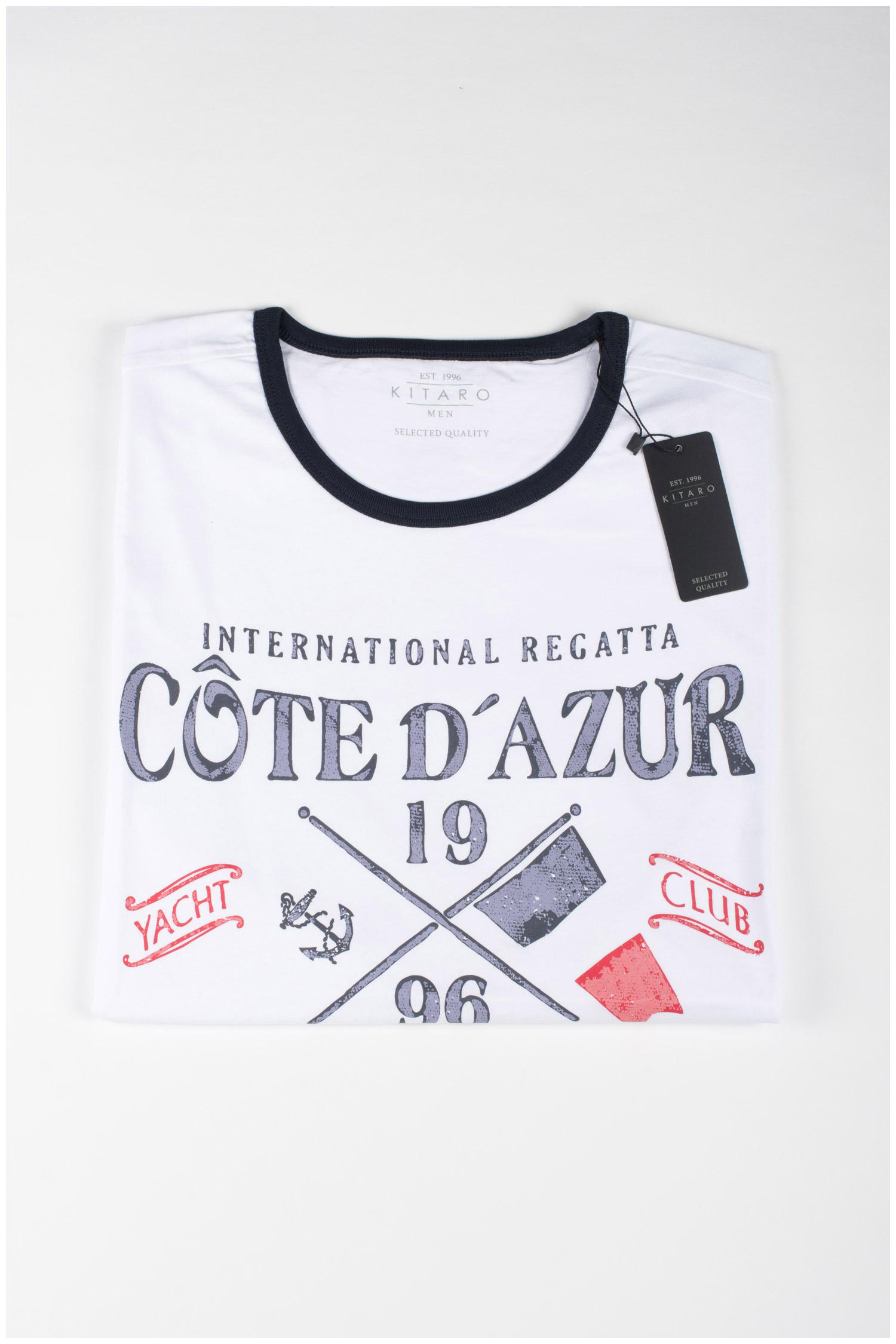 Sport, Camisetas M. Corta, 109728, BLANCO | Zoom