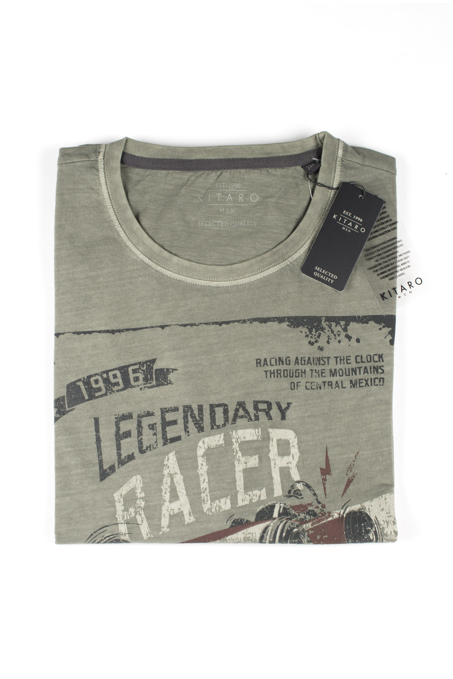 Sport, Camisetas M. Corta, 109729, KAKI | Zoom