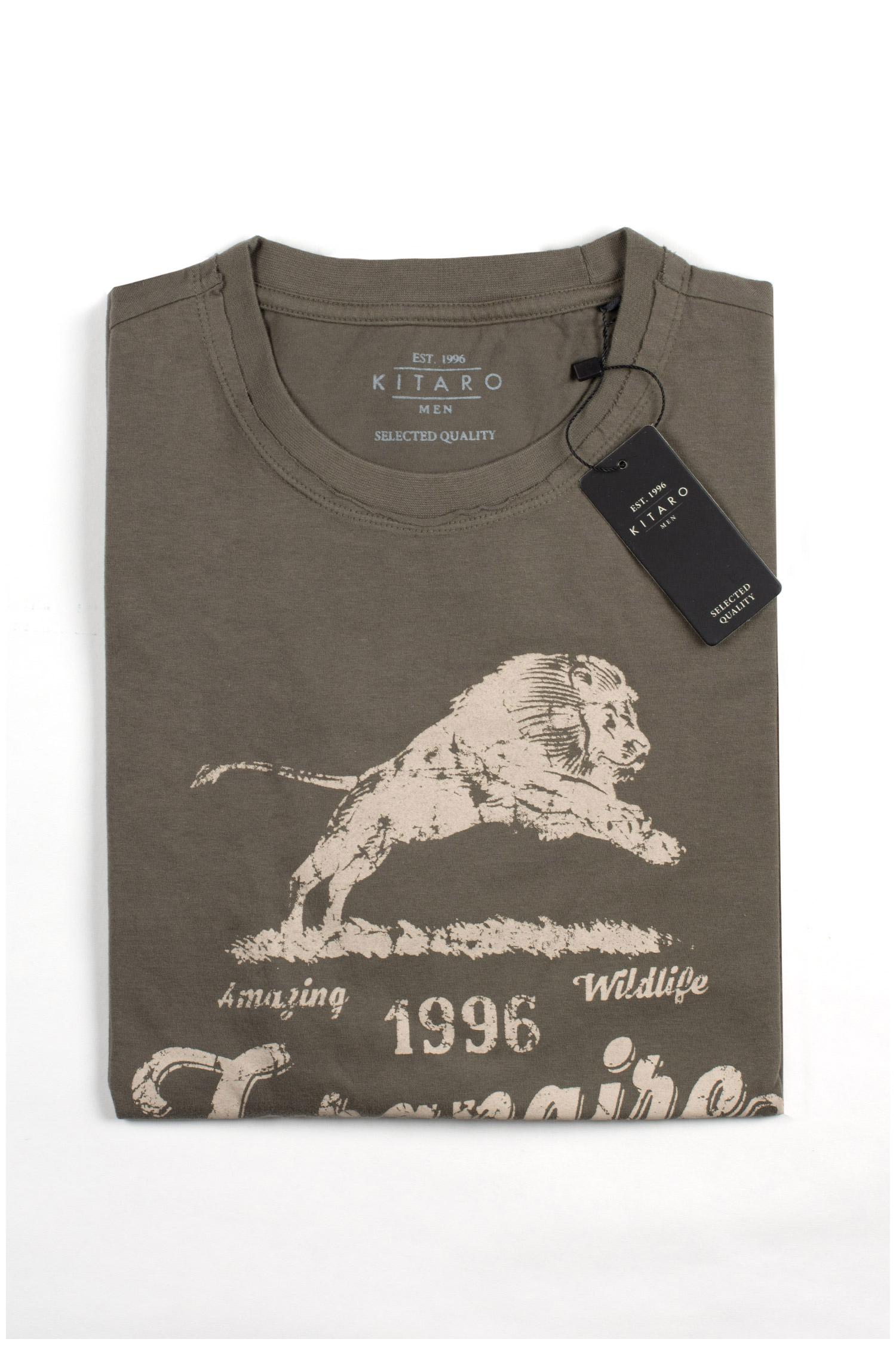 Sport, Camisetas M. Corta, 109732, KAKI | Zoom