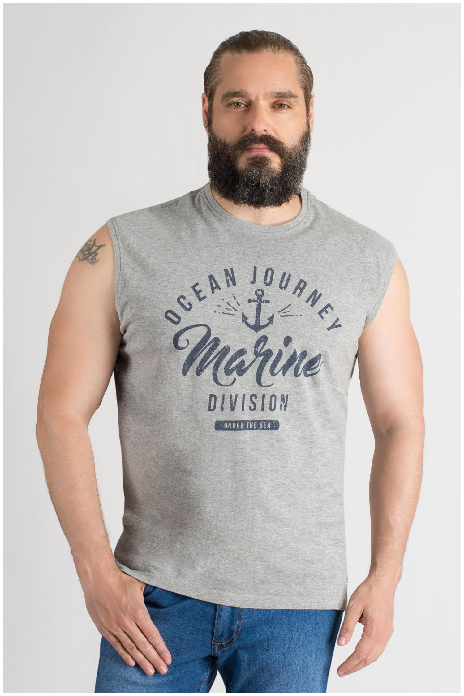 Sport, Camisetas M. Corta, 109740, GRIS MEDIO   Zoom