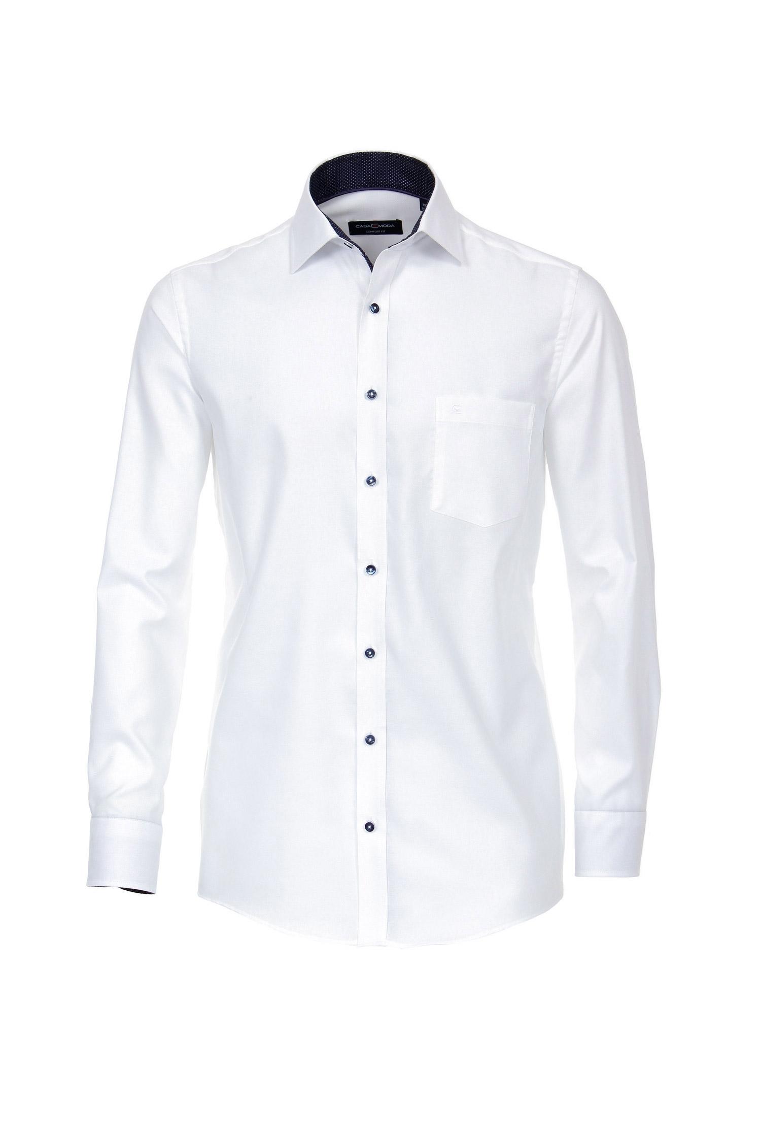 Camisas, Vestir Manga Larga, 109769, BLANCO   Zoom