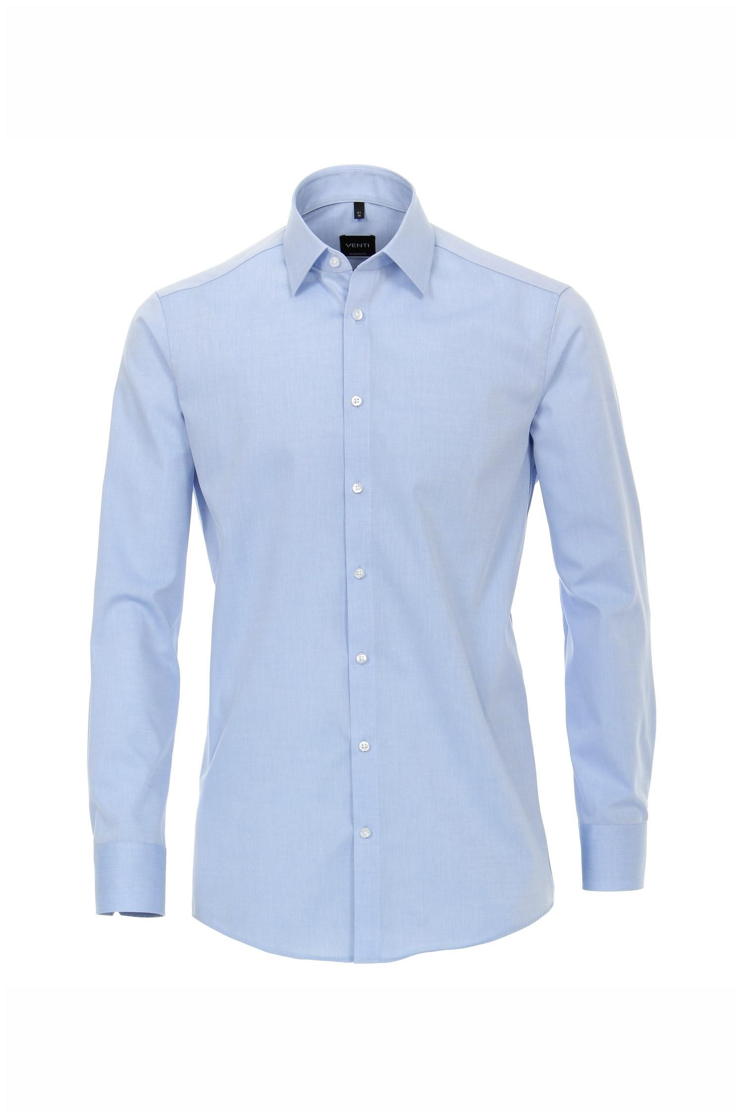 Camisas, Vestir Manga Larga, 109771, CELESTE | Zoom