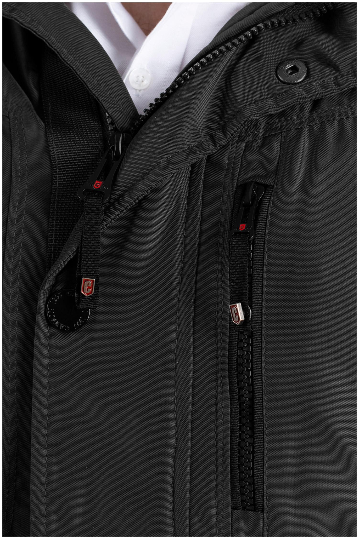 Abrigo, Chaquetones y Piel, 109781, NEGRO | Zoom