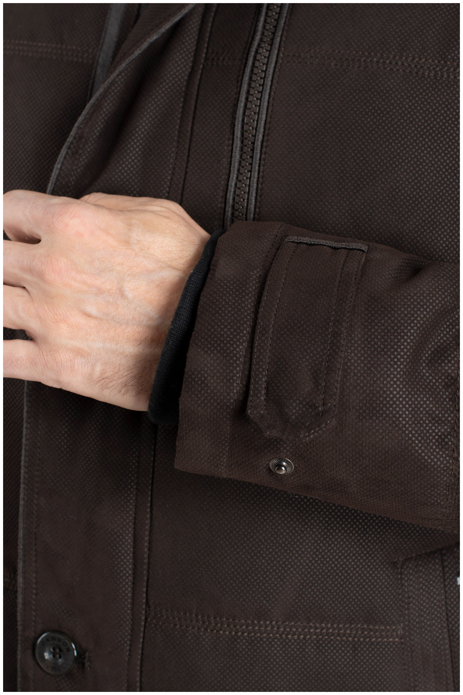 Abrigo, Chaquetones y Piel, 109782, MARRON | Zoom