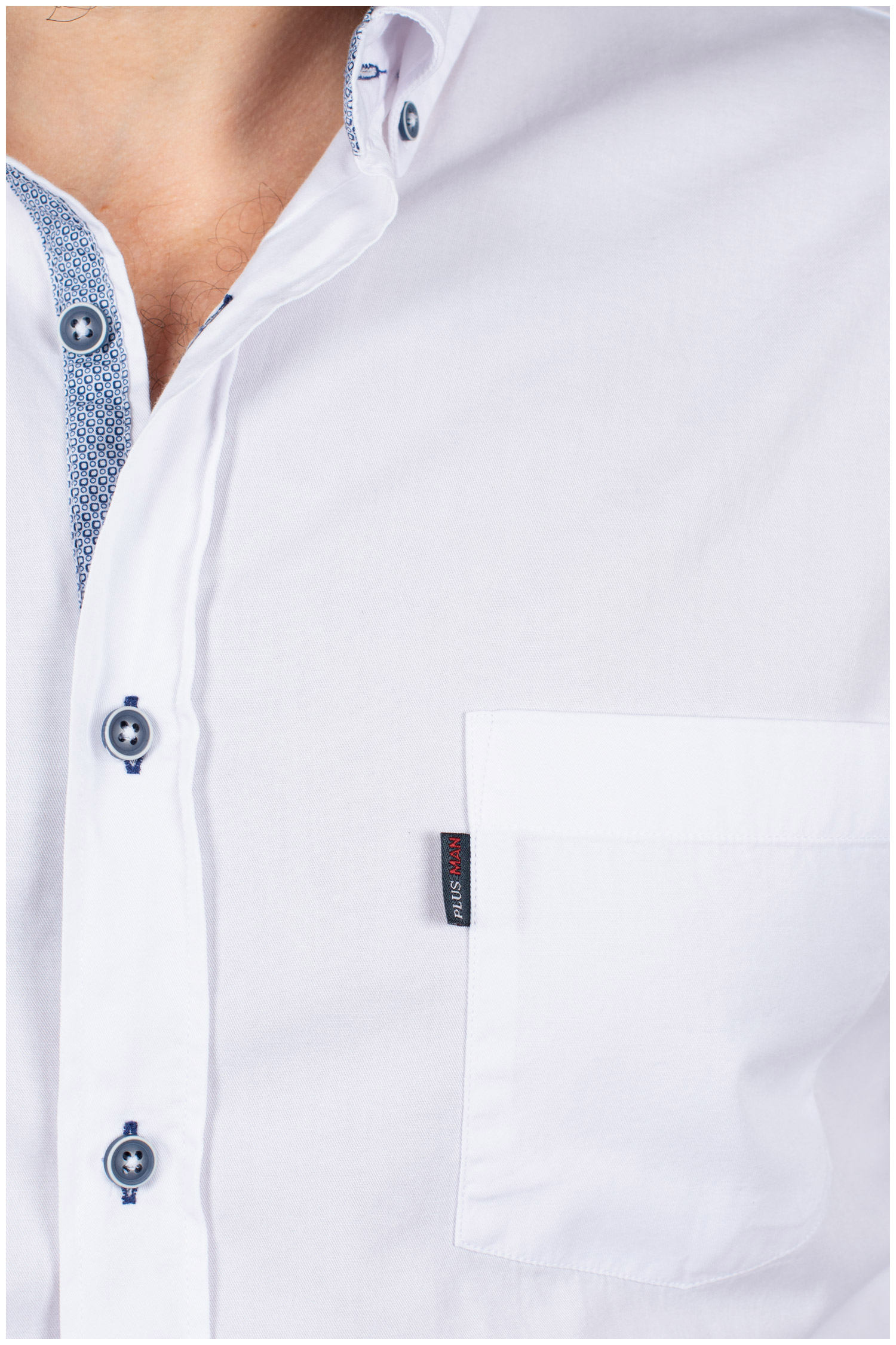 Camisas, Sport Manga Larga, 109846, BLANCO | Zoom