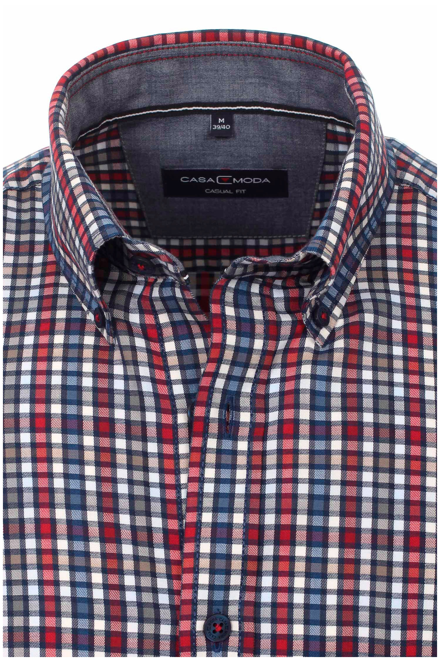 Camisas, Sport Manga Larga, 109863, MARINO | Zoom