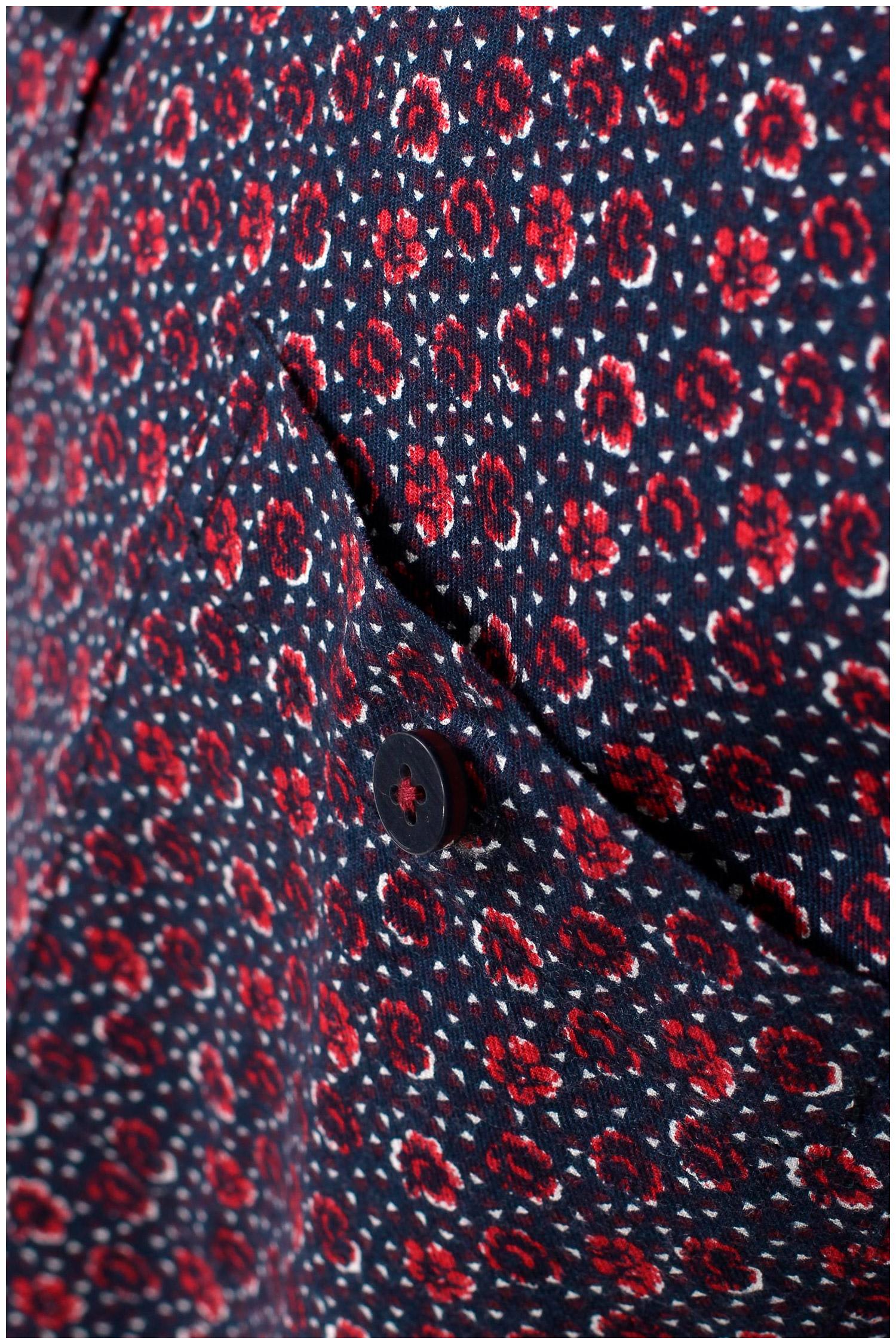 Camisas, Sport Manga Larga, 109865, GRANATE | Zoom