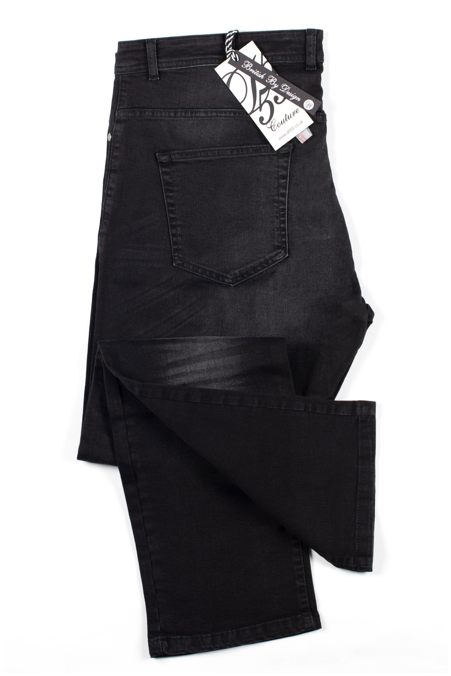Pantalones, Vaqueros, 109874, ANTRACITA | Zoom