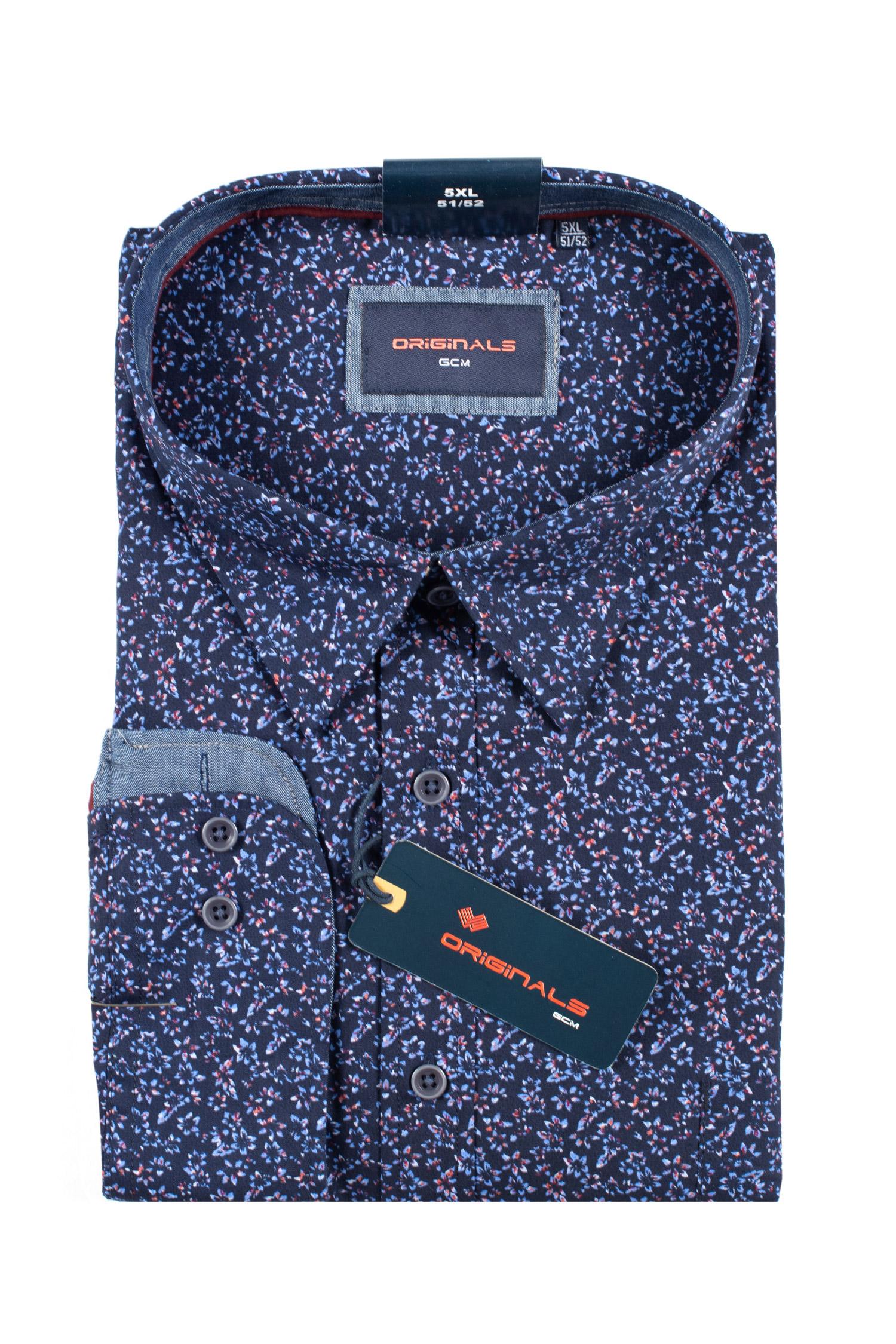 Camisas, Sport Manga Larga, 109911, MARINO | Zoom
