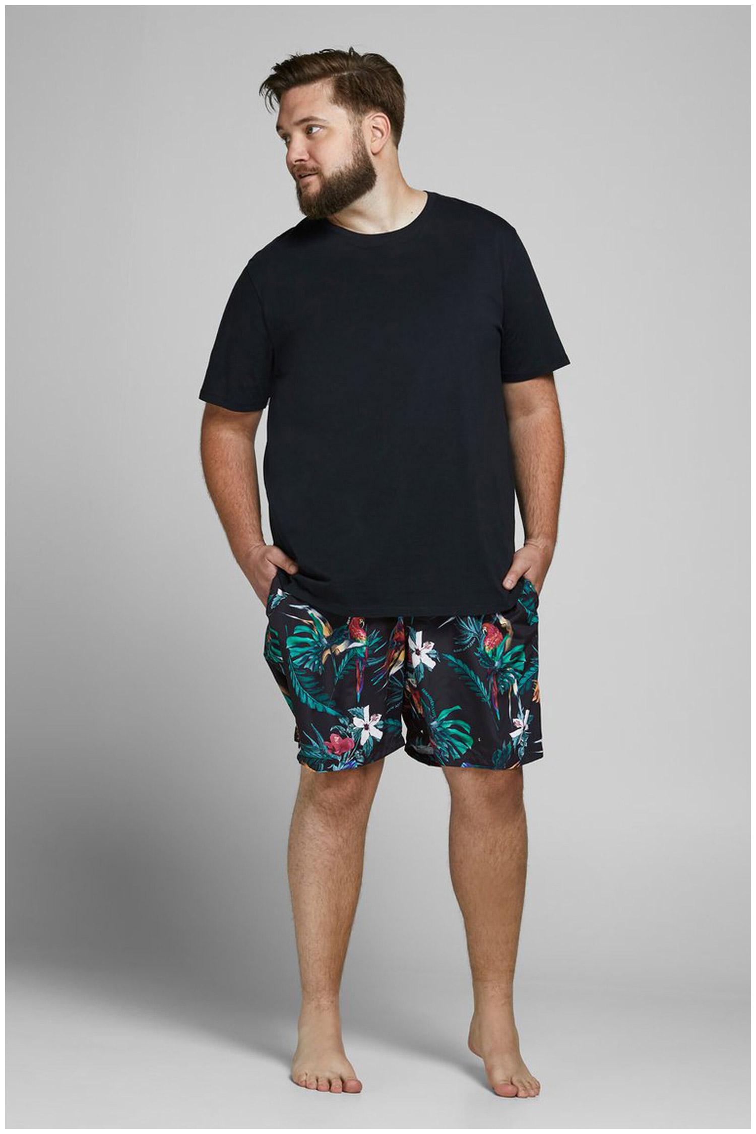 Pantalones, Bañadores, 109935, NEGRO   Zoom