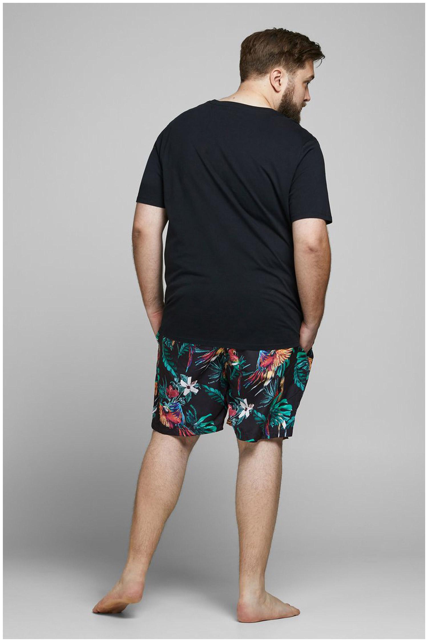 Pantalones, Bañadores, 109935, NEGRO | Zoom