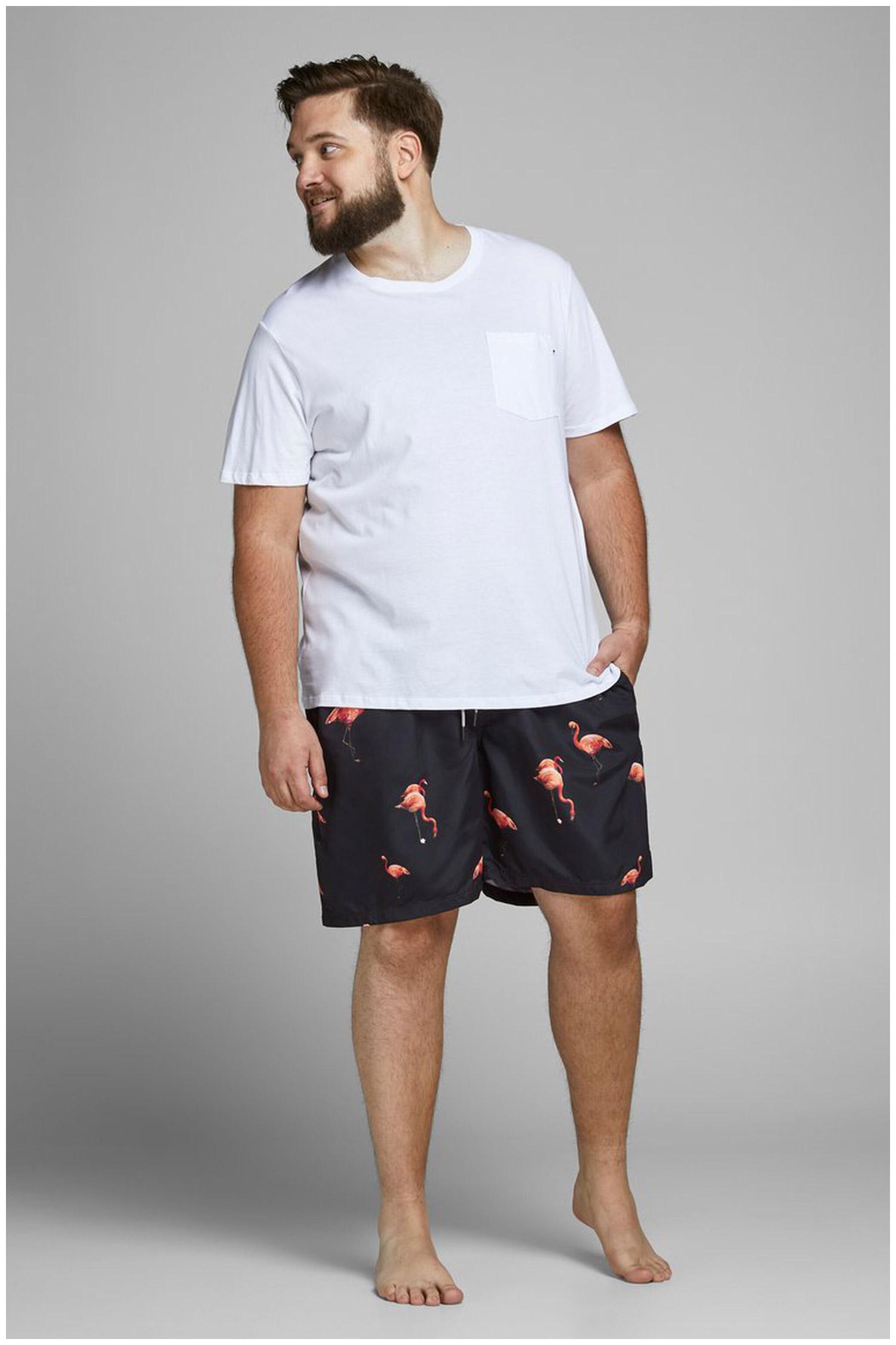 Pantalones, Bañadores, 109936, NEGRO   Zoom