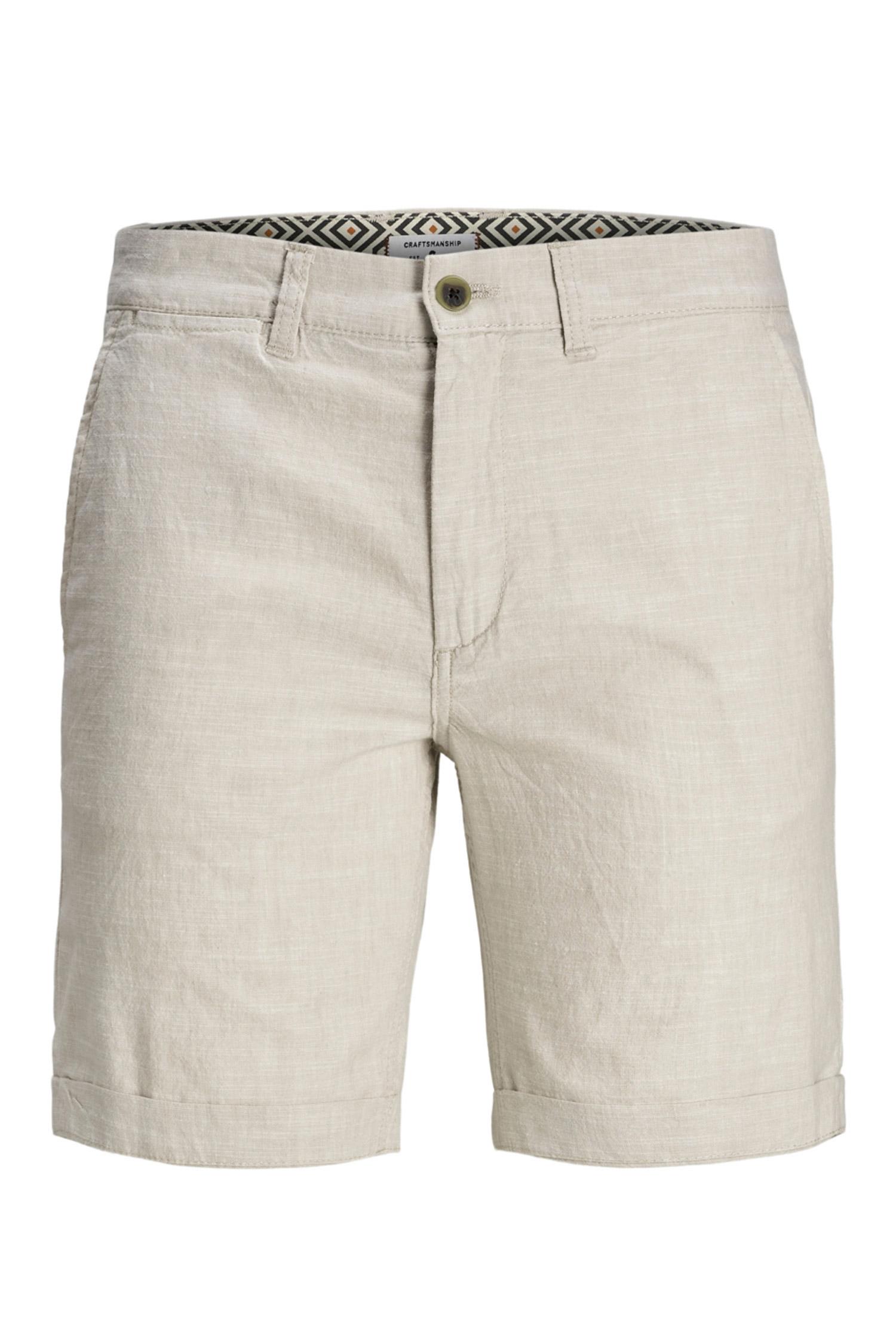 Pantalones, Bermudas, 109946, BEIGE | Zoom