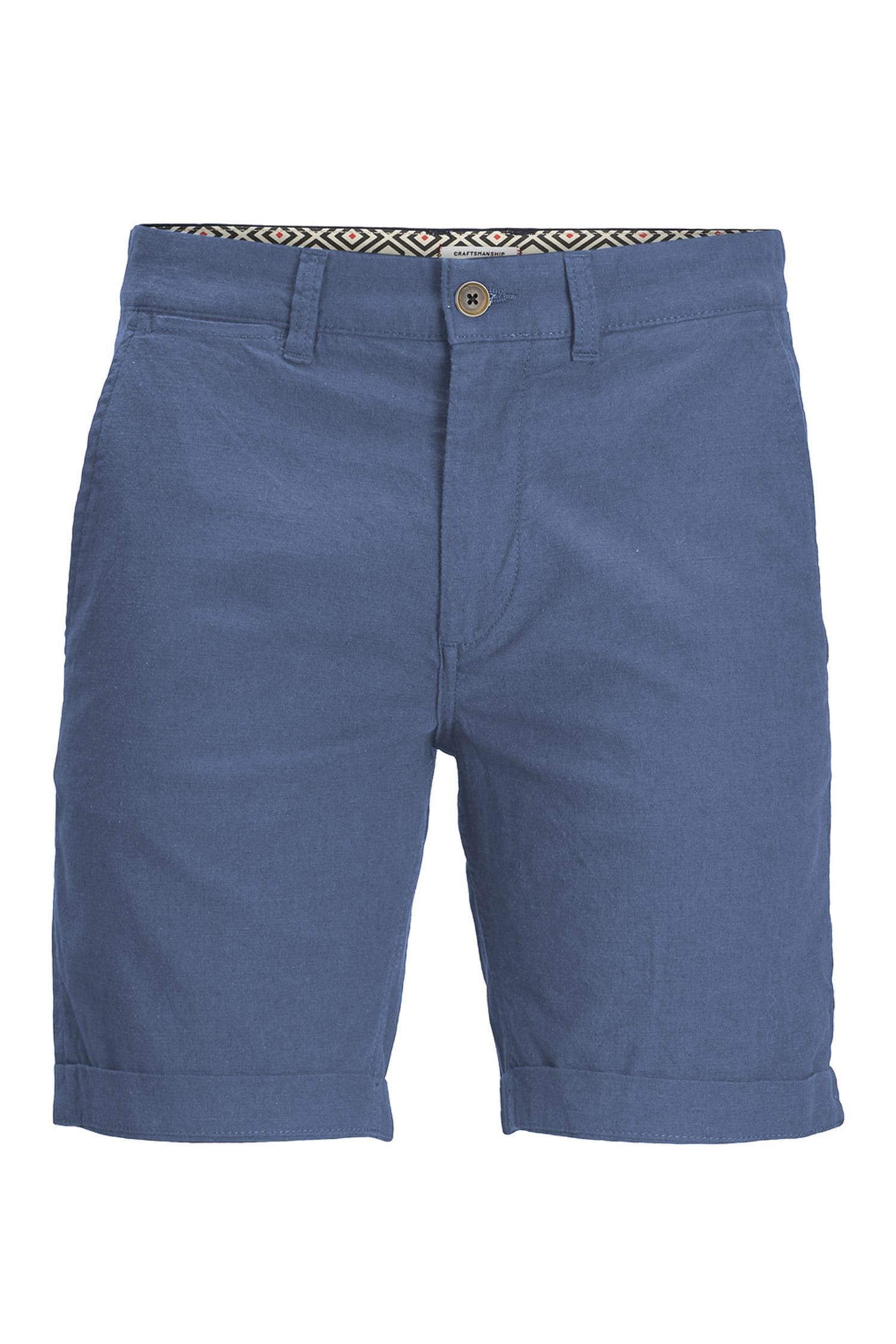 Pantalones, Bermudas, 109946, MARINO | Zoom