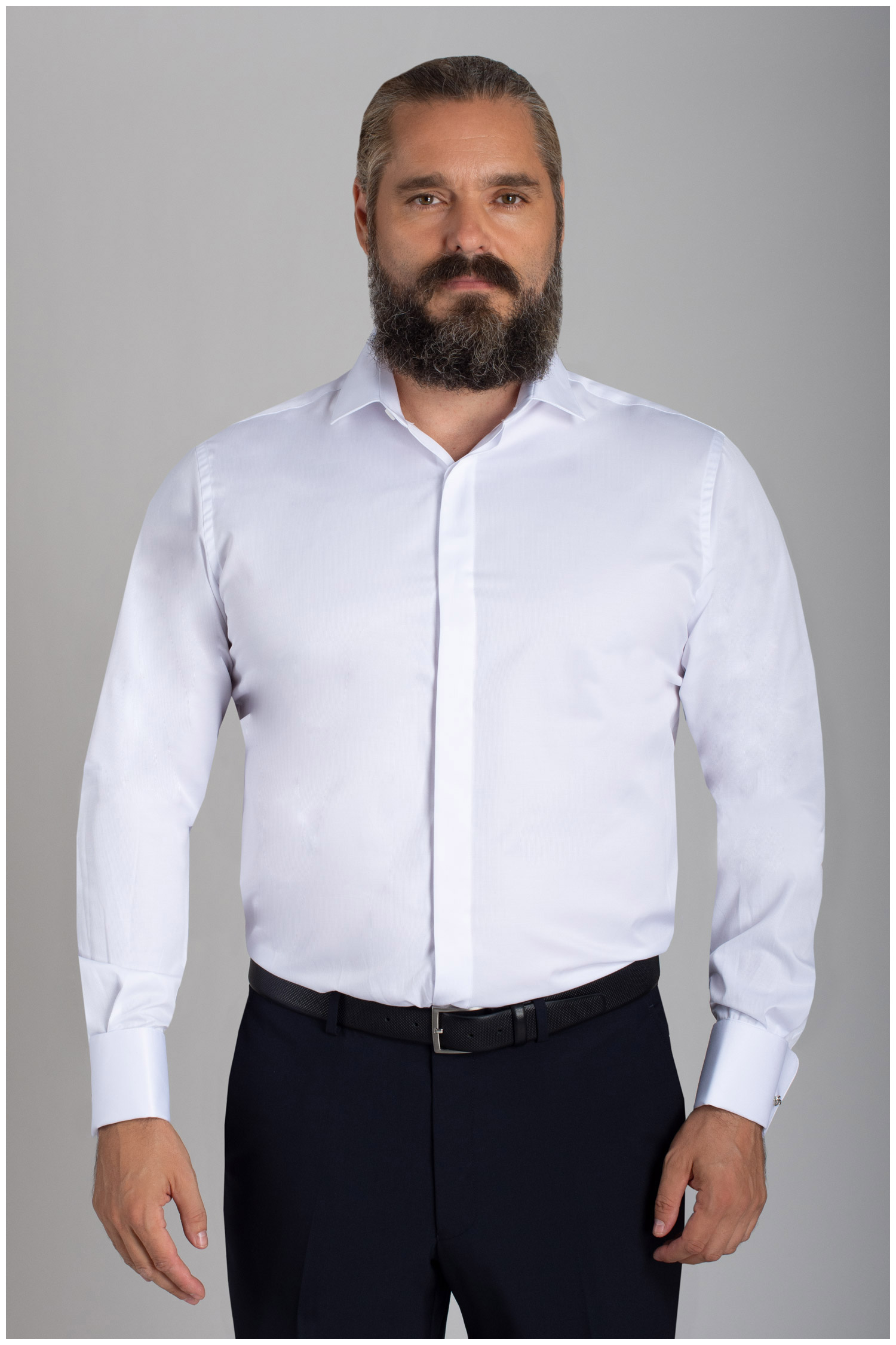 Camisas, Ceremonia, 110055, BLANCO | Zoom
