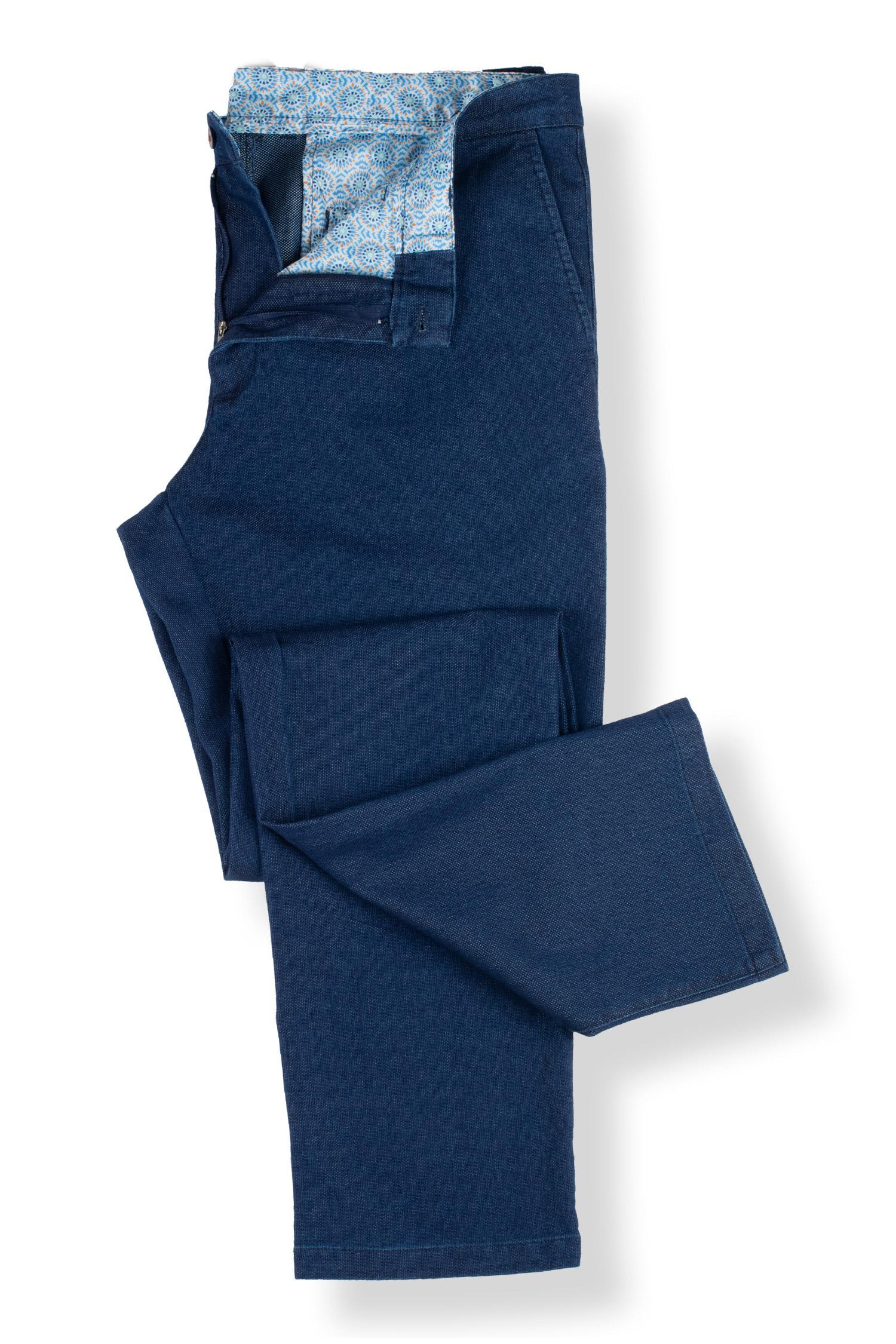 Pantalones, Vaqueros, 110176, INDIGO   Zoom