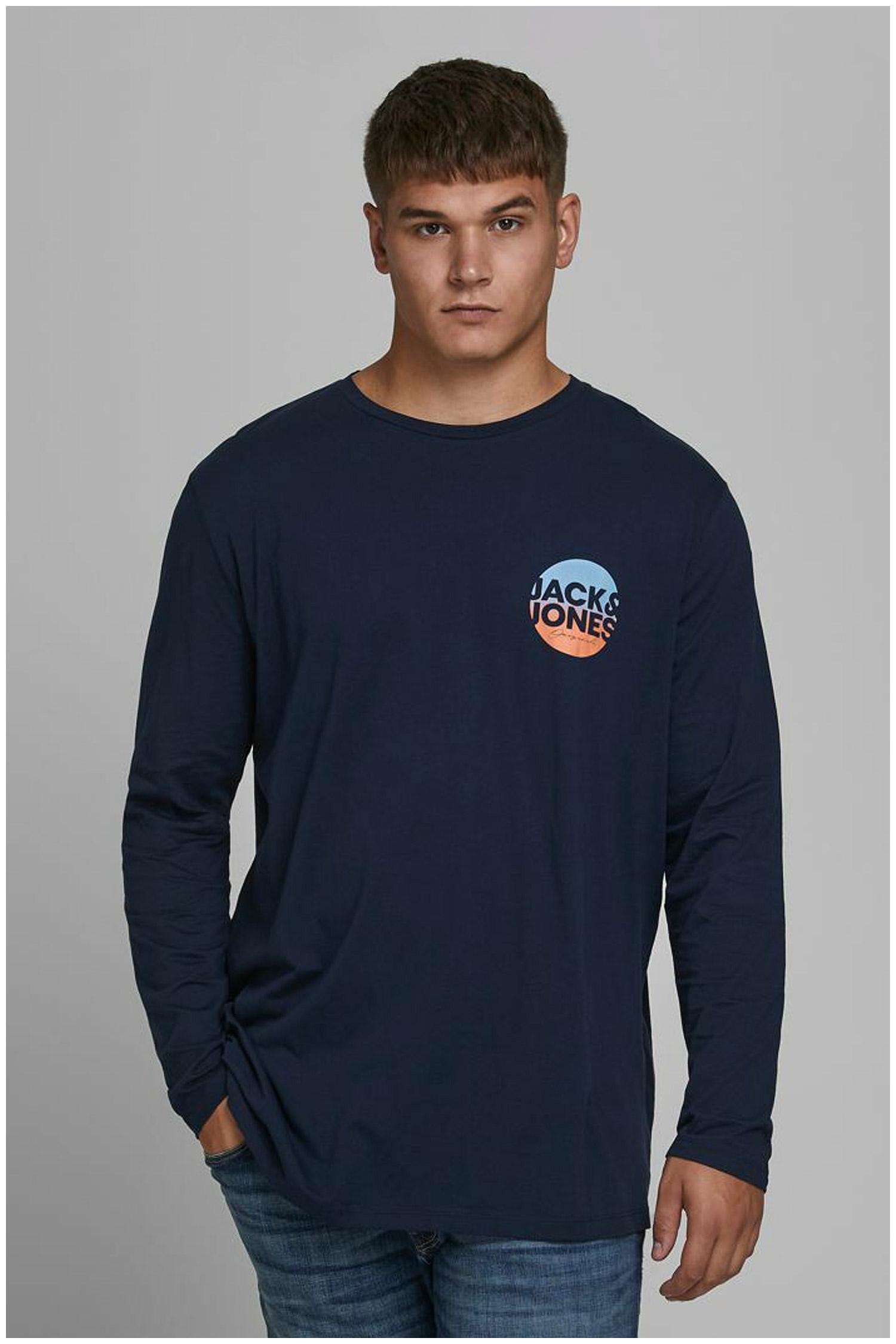 Sport, Camisetas M. Larga, 110226, MARINO | Zoom
