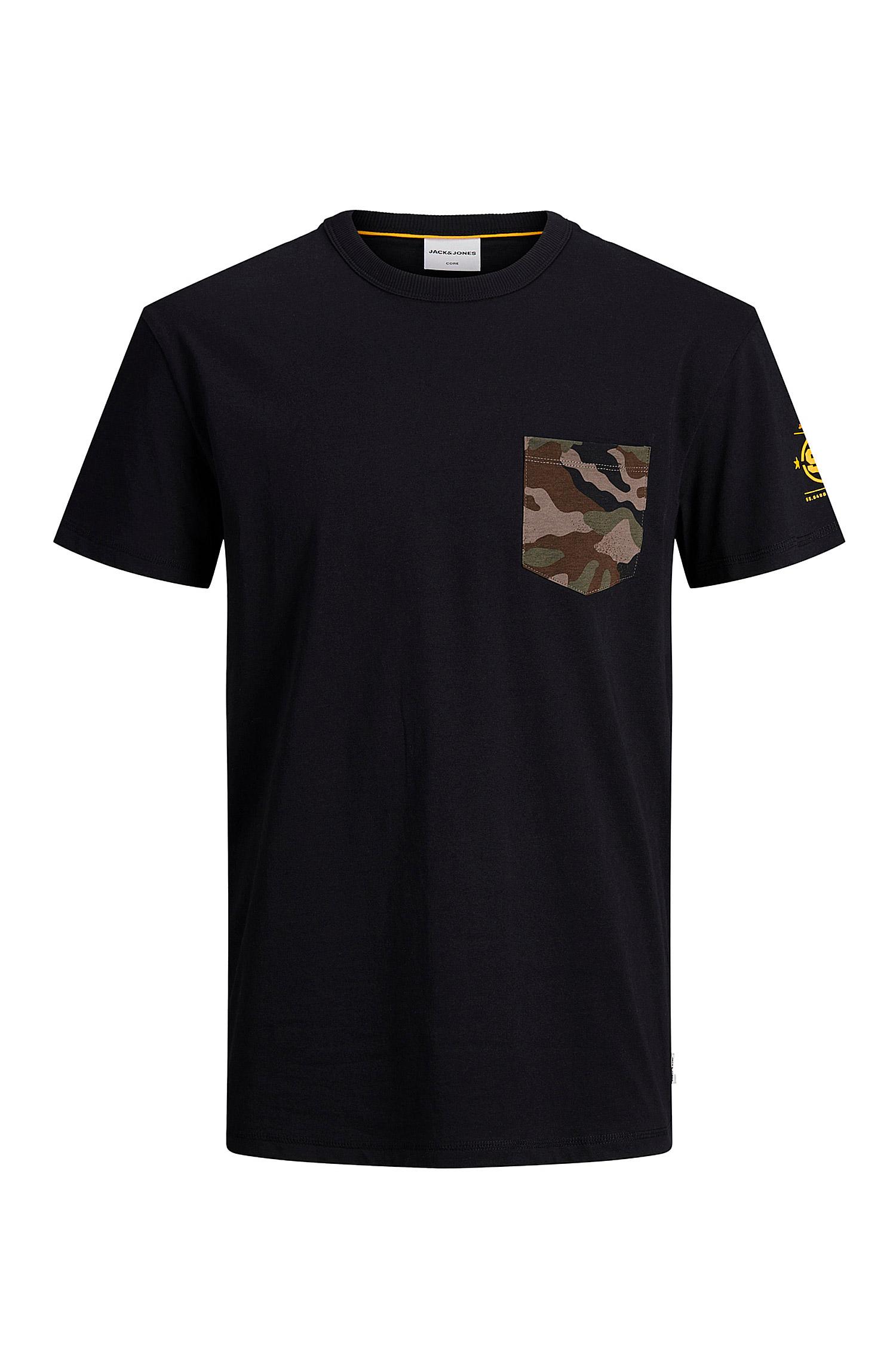 Sport, Camisetas M. Corta, 110228, NEGRO | Zoom