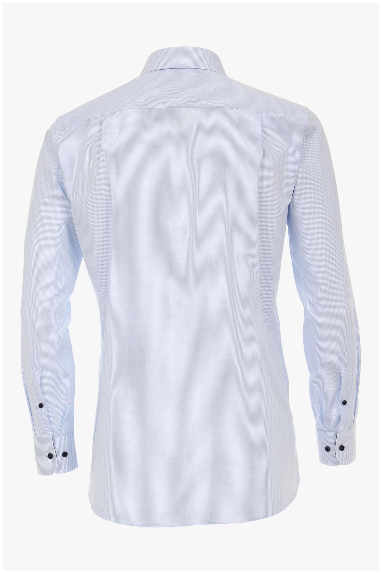 Camisas, Vestir Manga Larga, 110245, CELESTE | Zoom