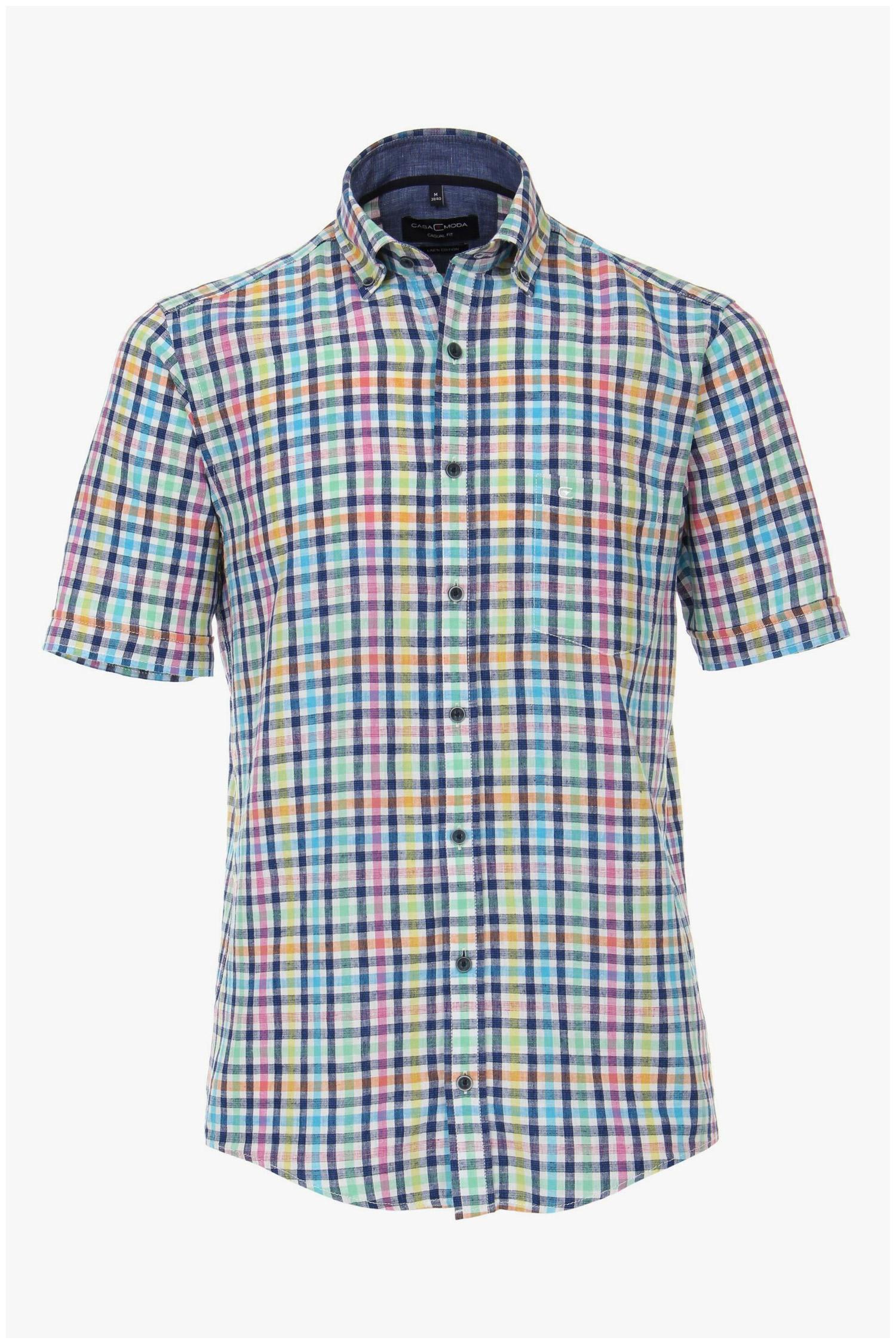 Camisas, Sport Manga Corta, 110304, MARINO   Zoom