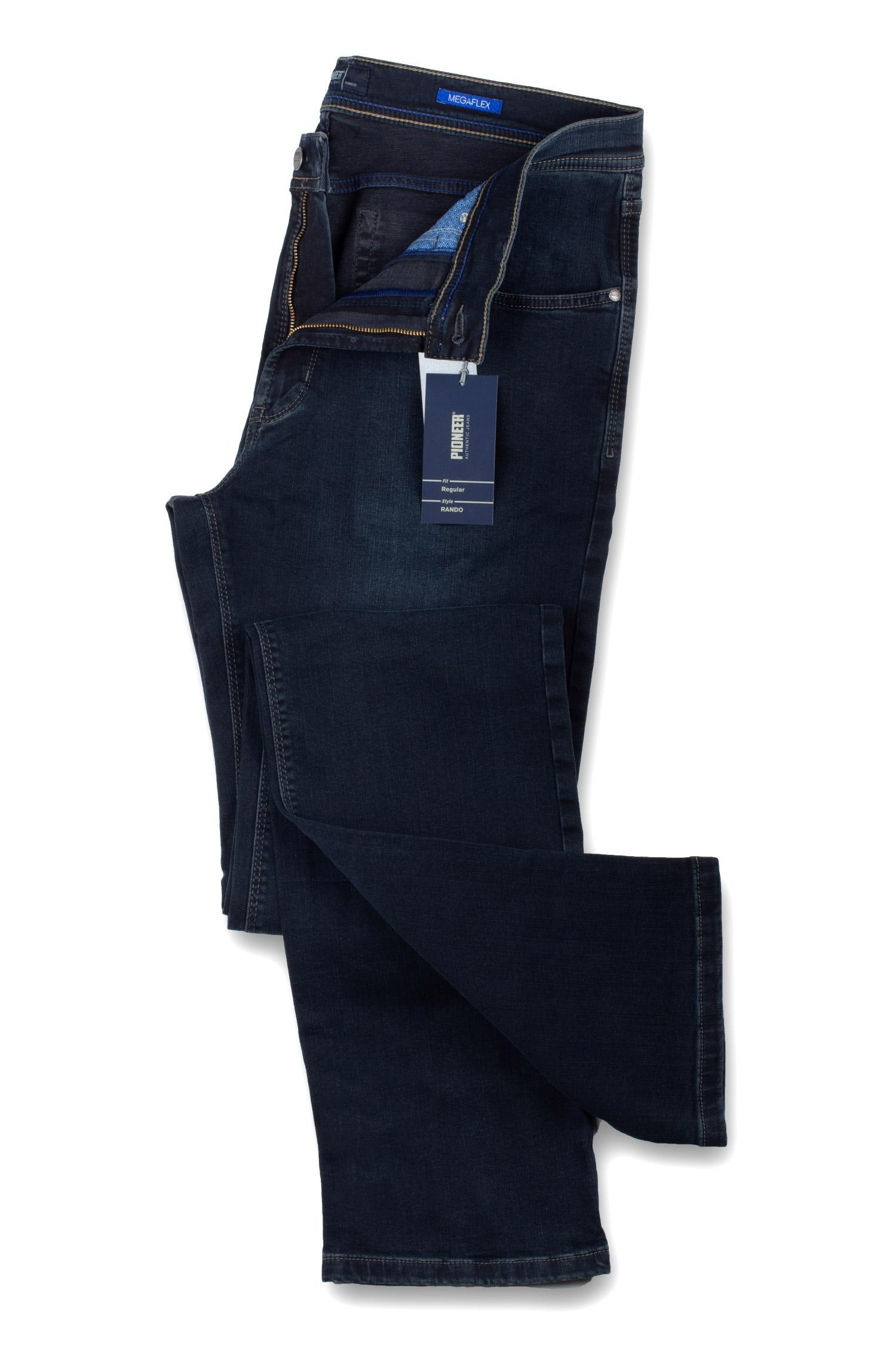 Pantalones, Vaqueros, 110313, AZUL OSCURO | Zoom