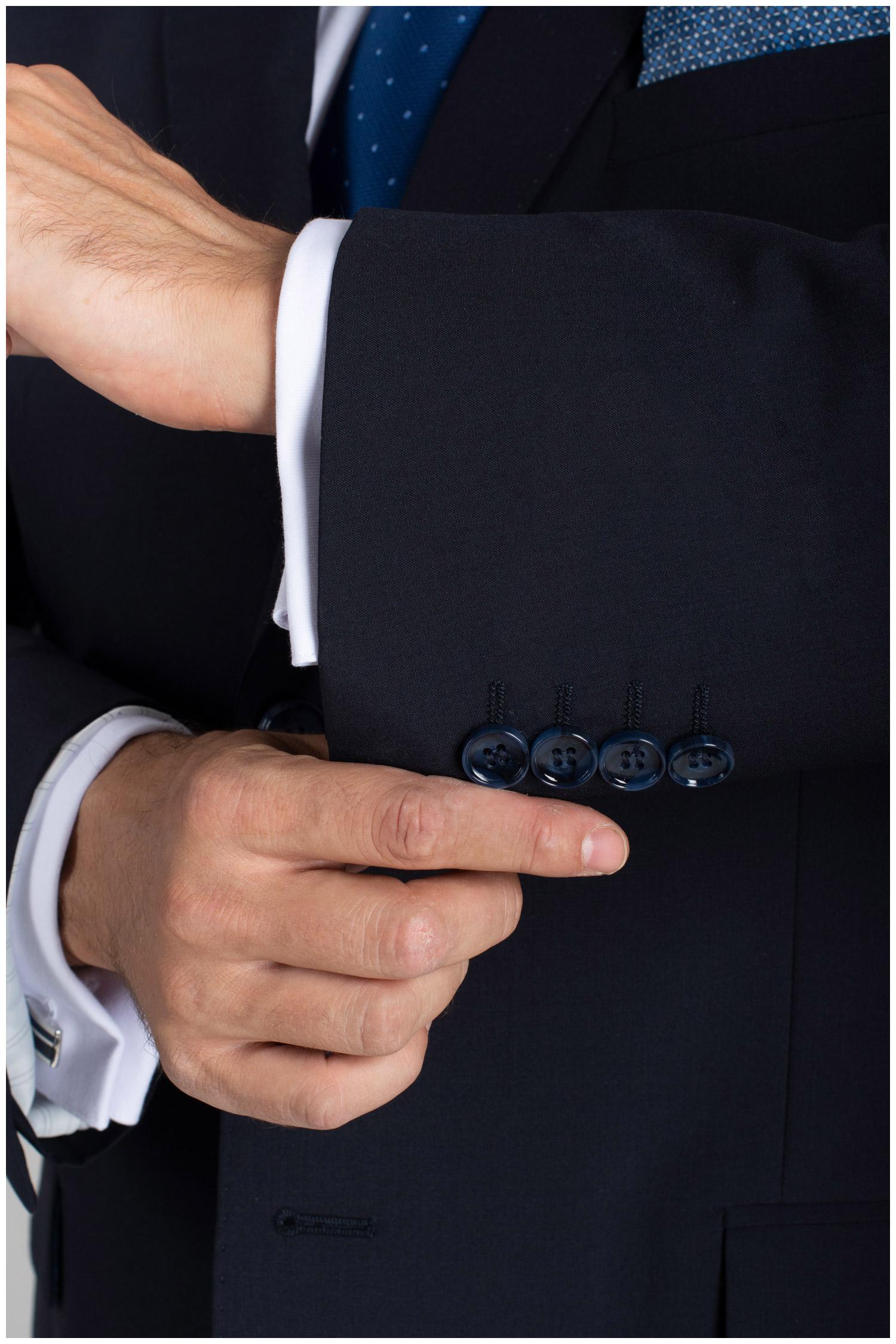 Sastrería, Trajes de Vestir, 110336, MARINO   Zoom