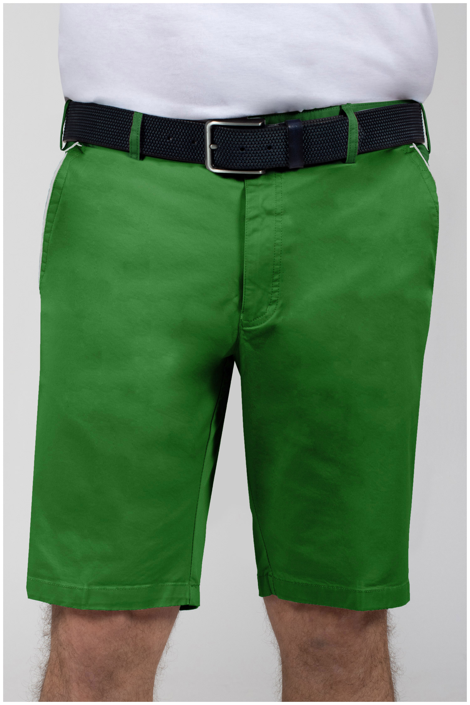 Pantalones, Bermudas, 110341, VERDE | Zoom