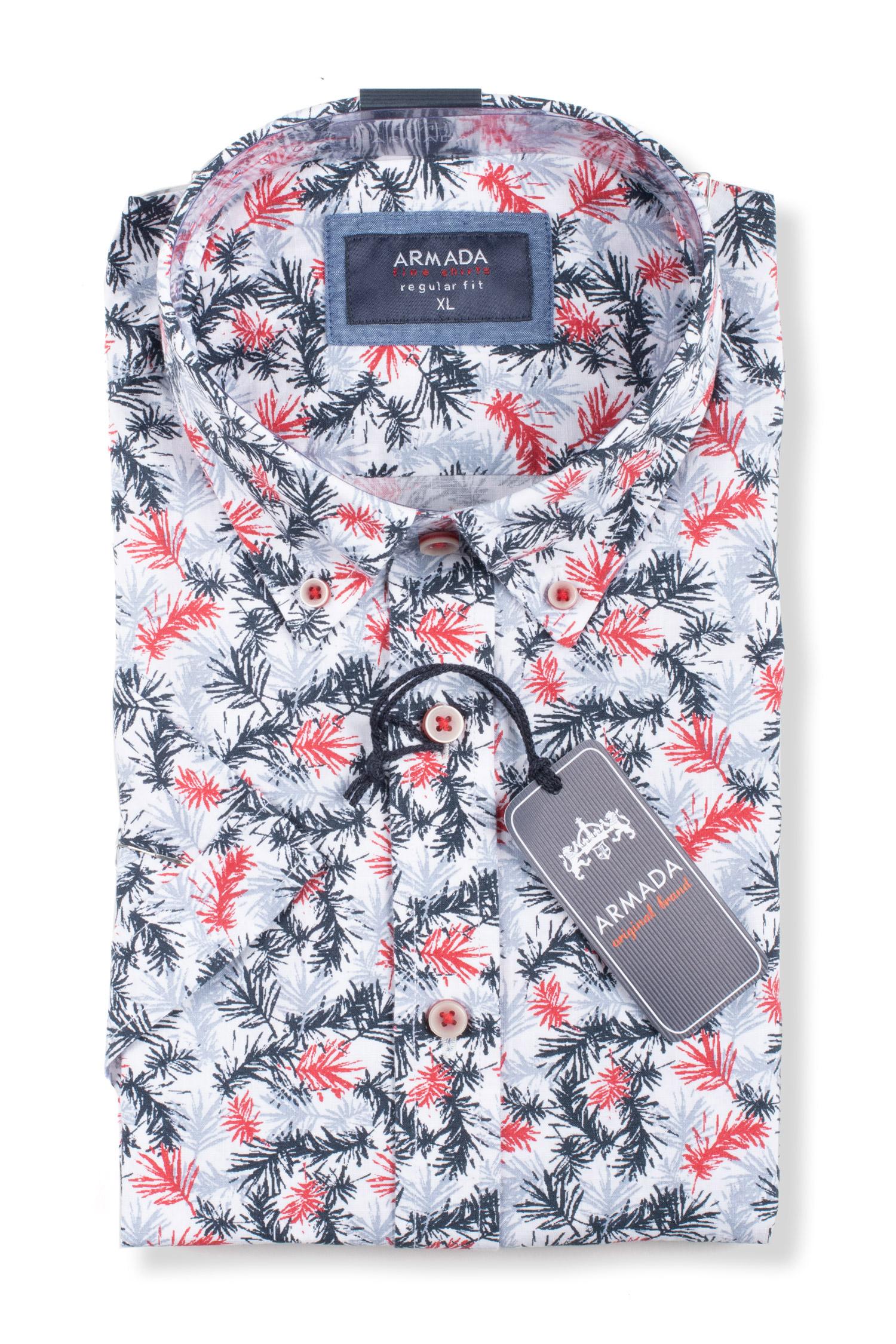Camisas, Sport Manga Corta, 110346, MARINO | Zoom