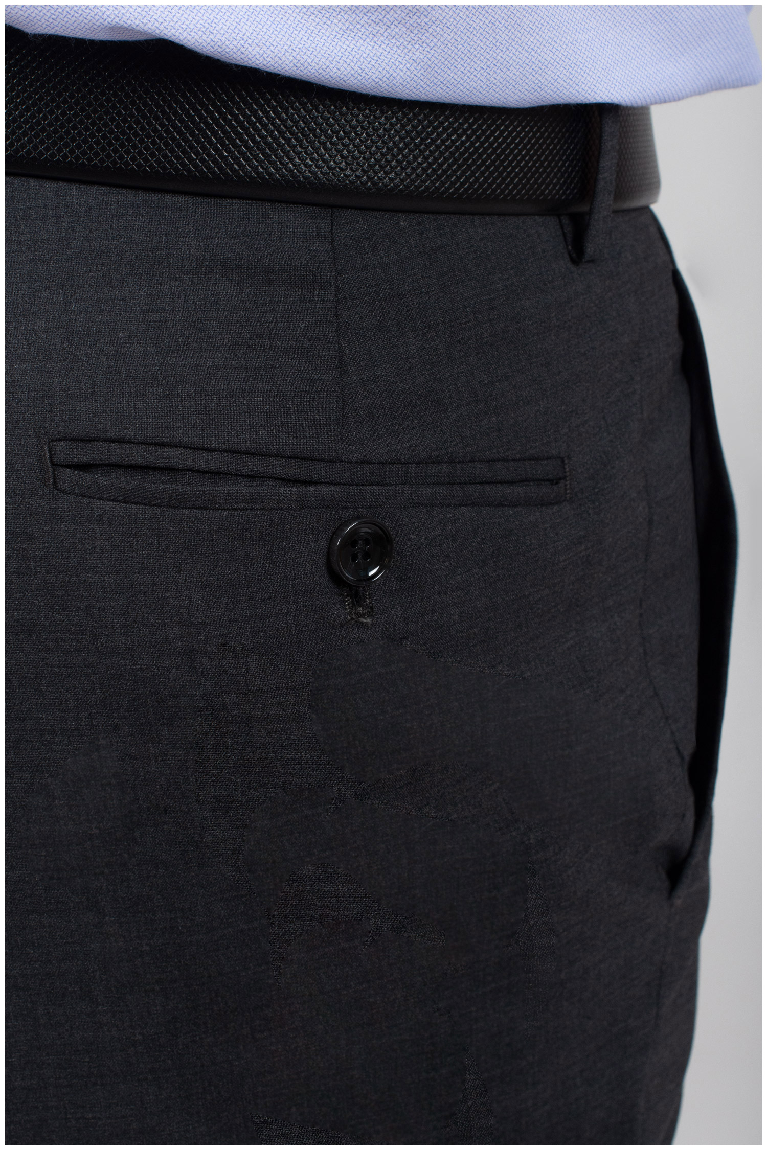 Pantalones, Vestir, 110359, GRIS MEDIO | Zoom