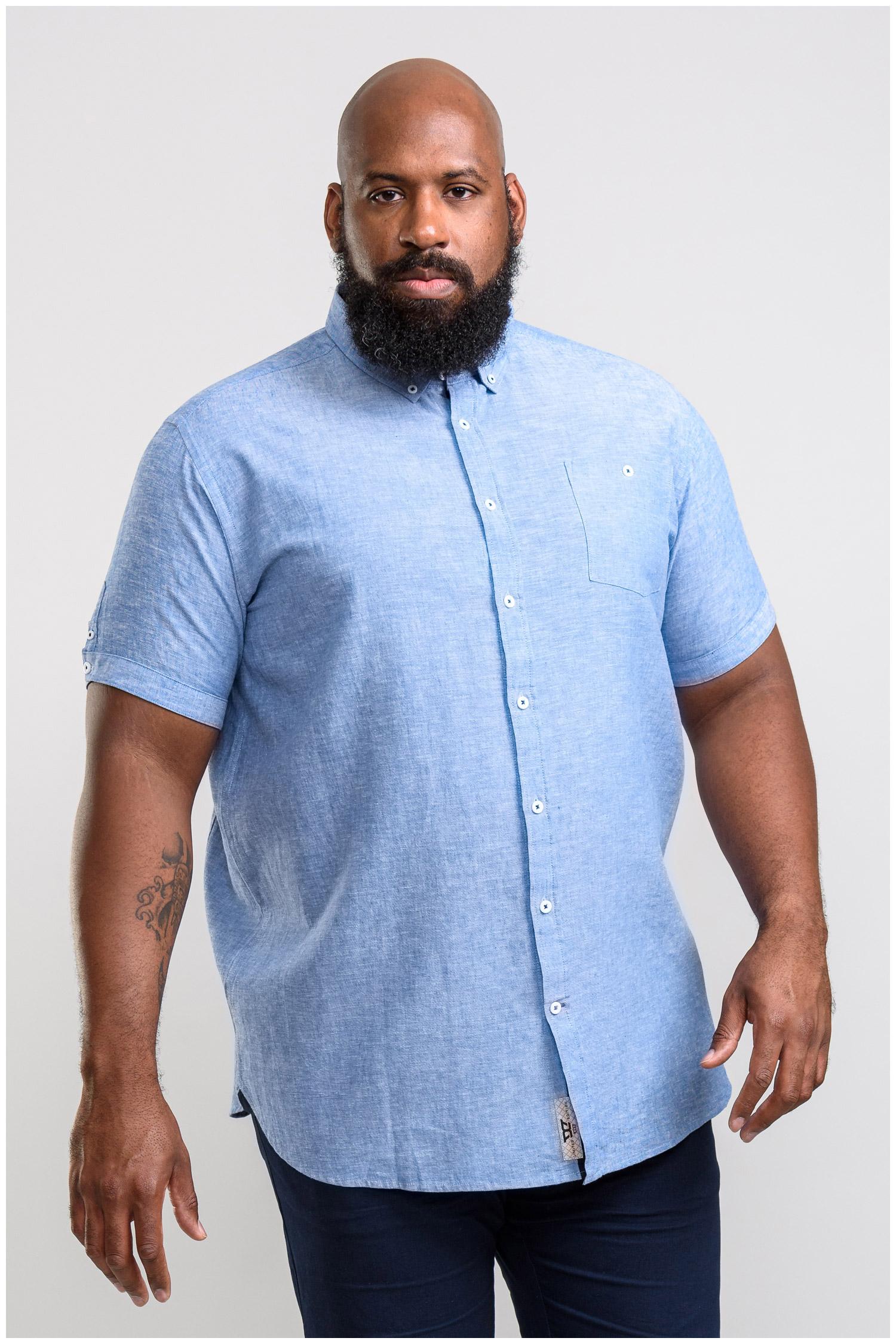 Camisas, Sport Manga Corta, 110416, CELESTE   Zoom