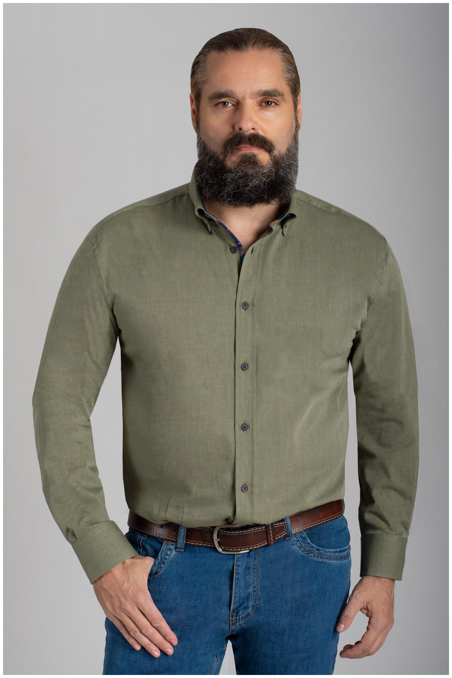 Camisas, Sport Manga Larga, 110422, CAZA | Zoom