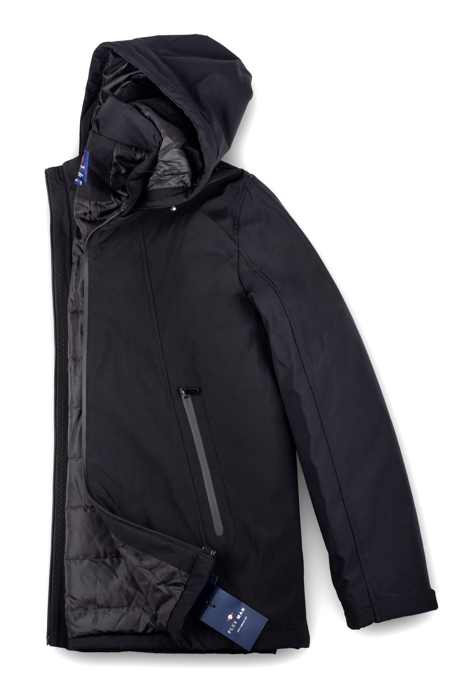 Abrigo, Chaquetones y Piel, 110465, NEGRO | Zoom