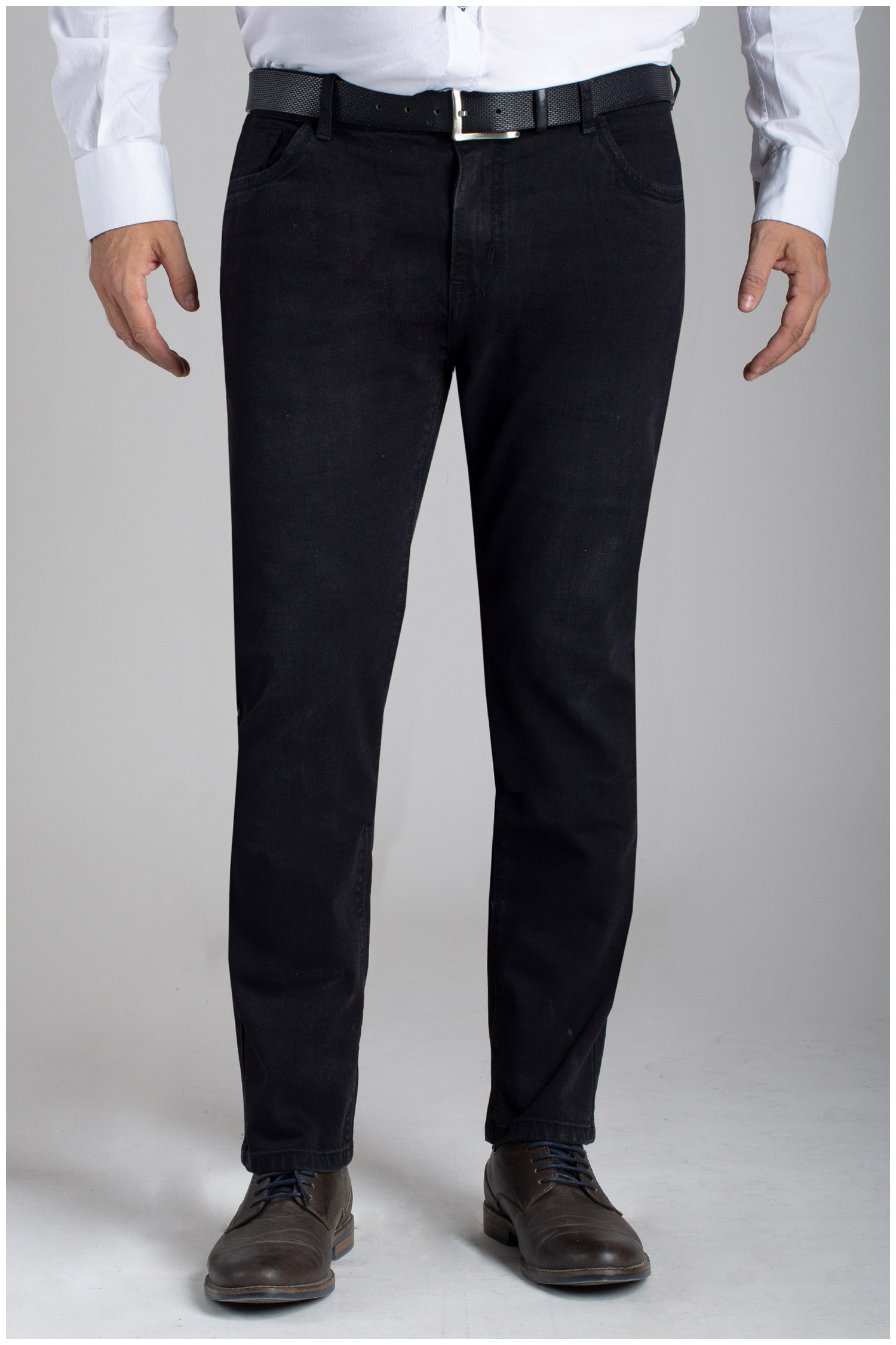 Pantalones, Vaqueros, 110467, NEGRO | Zoom