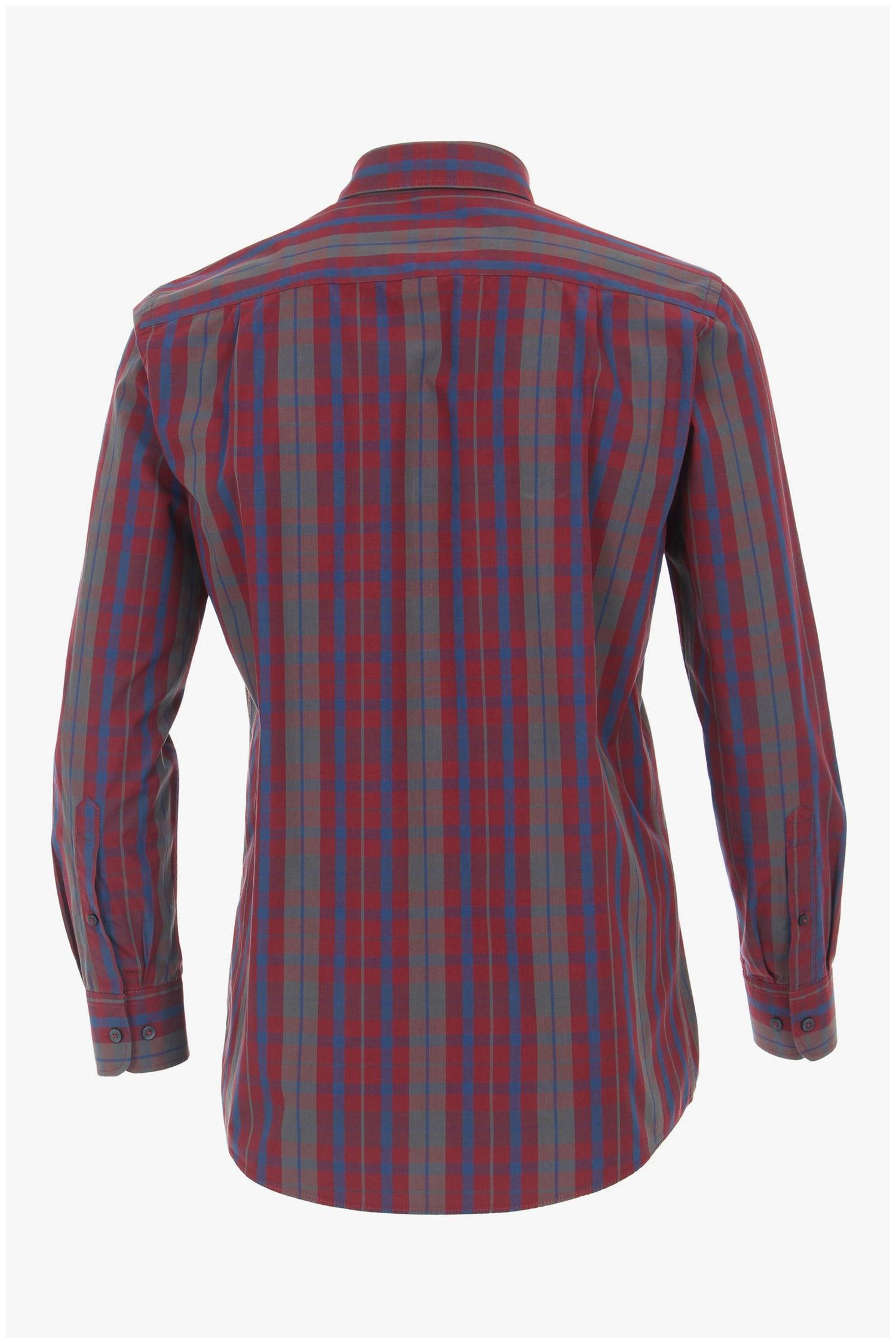 Camisas, Sport Manga Larga, 110544, BURDEOS   Zoom