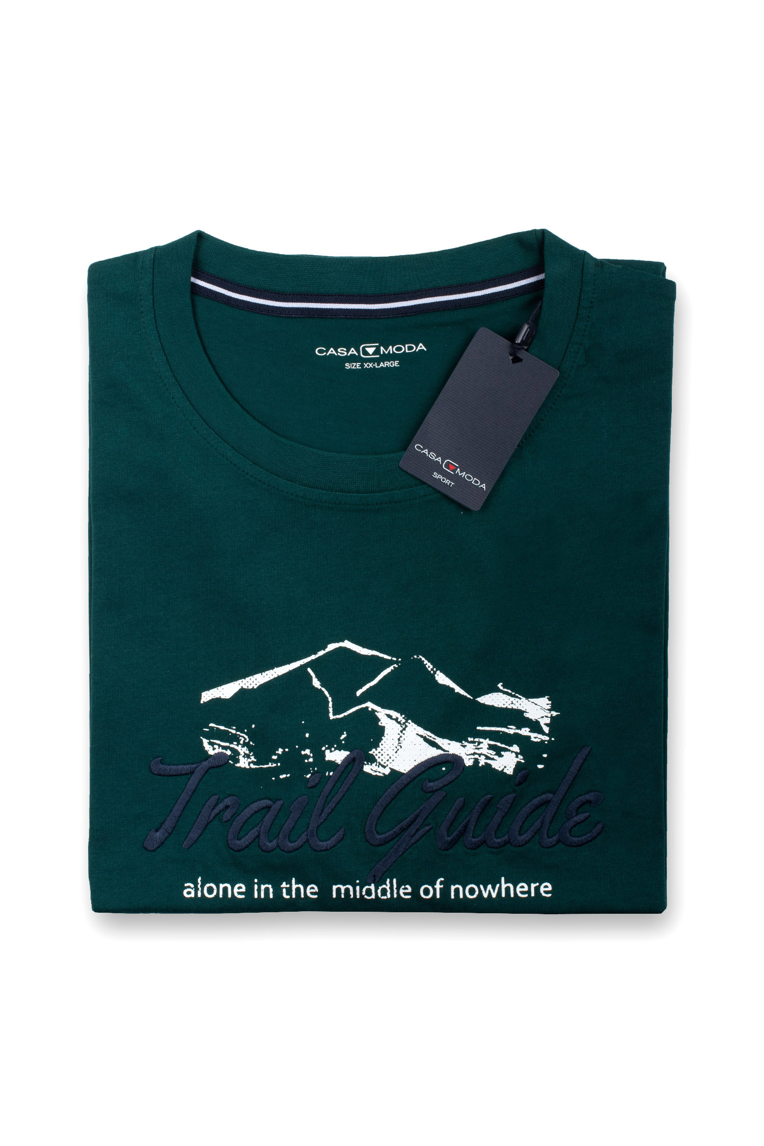 Sport, Camisetas M. Corta, 110547, VERDE   Zoom