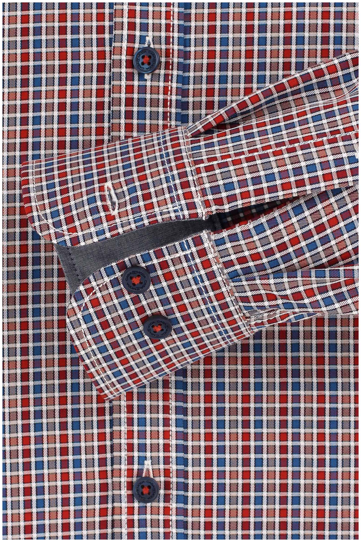Camisas, Sport Manga Larga, 110549, BURDEOS   Zoom