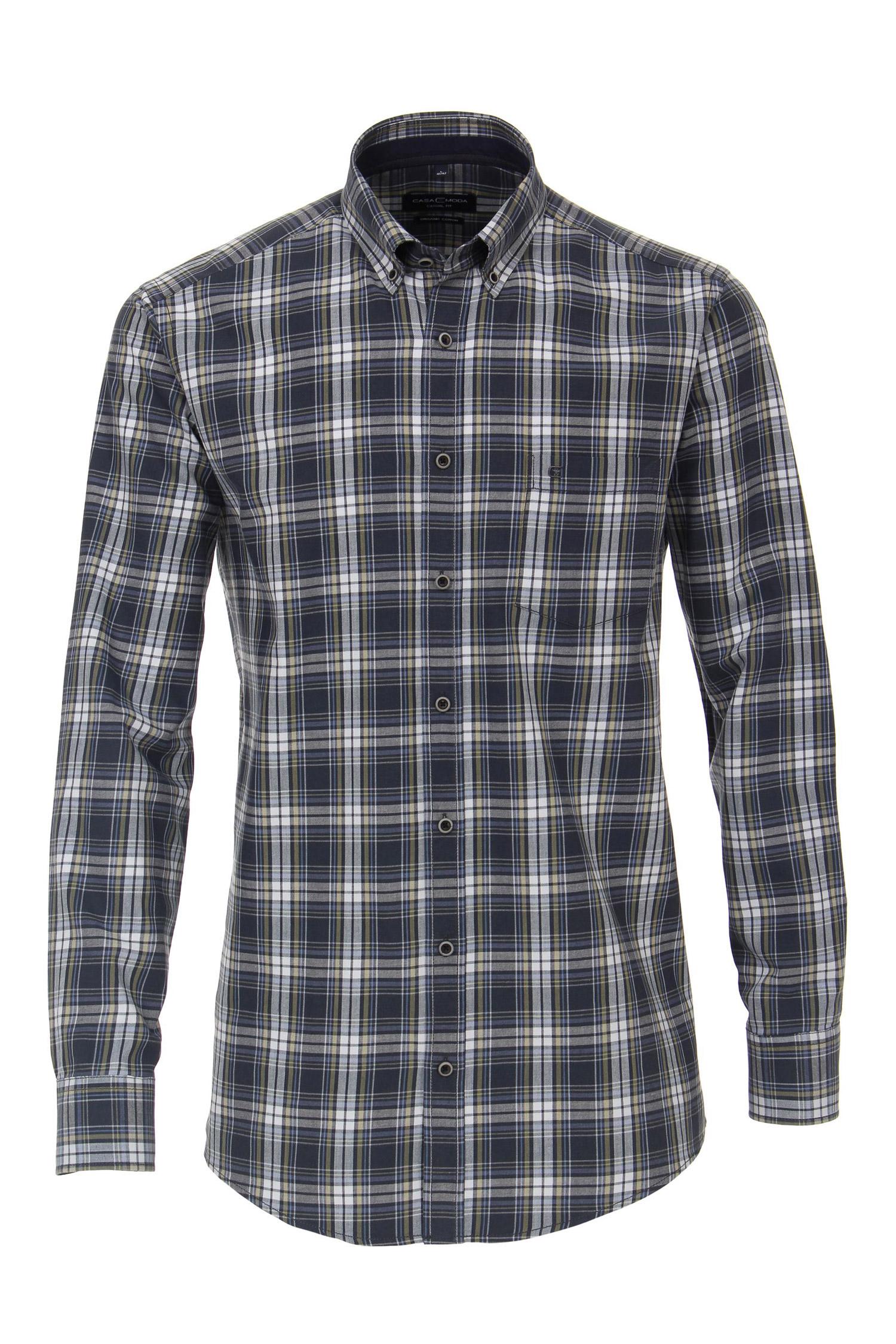 Camisas, Sport Manga Larga, 110551, ANTRACITA | Zoom
