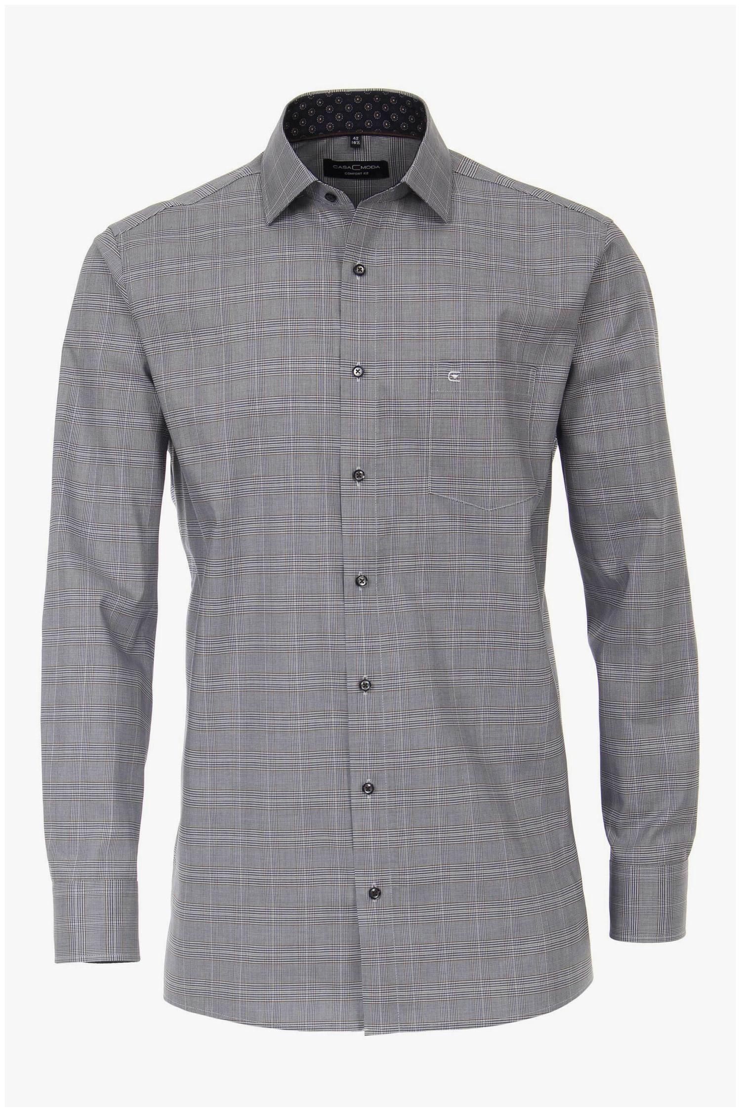 Camisas, Vestir Manga Larga, 110553, CELESTE | Zoom