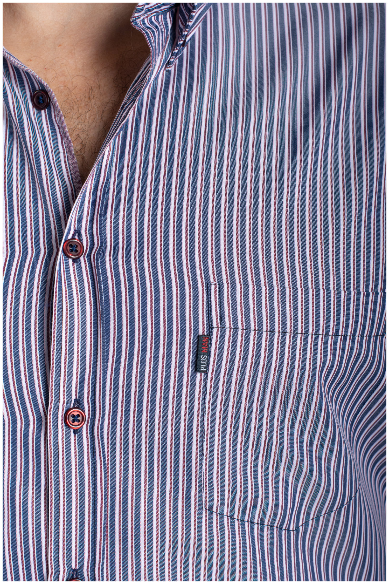 Camisas, Sport Manga Larga, 110557, MARINO   Zoom