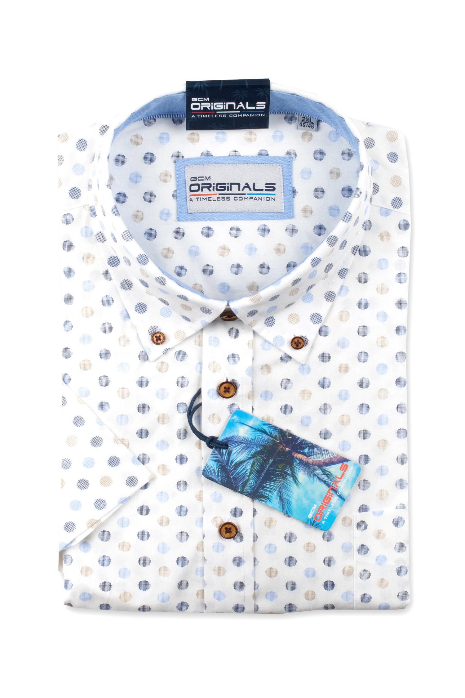 Camisas, Sport Manga Corta, 110573, AZUL | Zoom