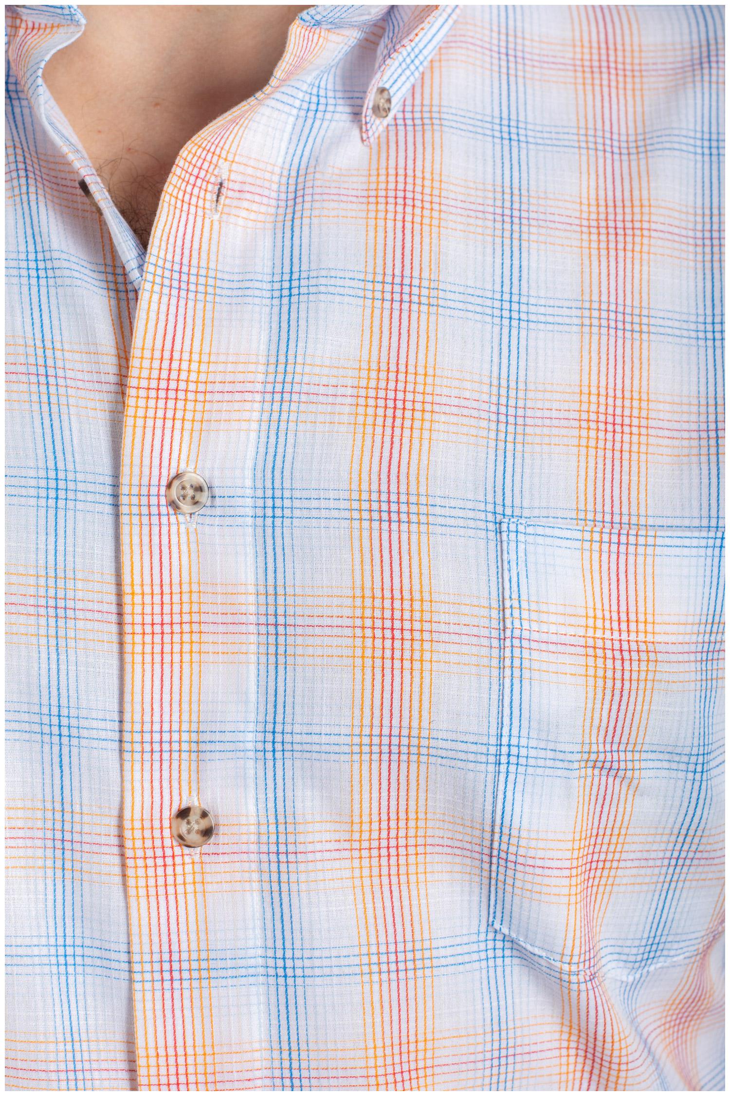 Camisas, Sport Manga Corta, 110577, ROJO | Zoom