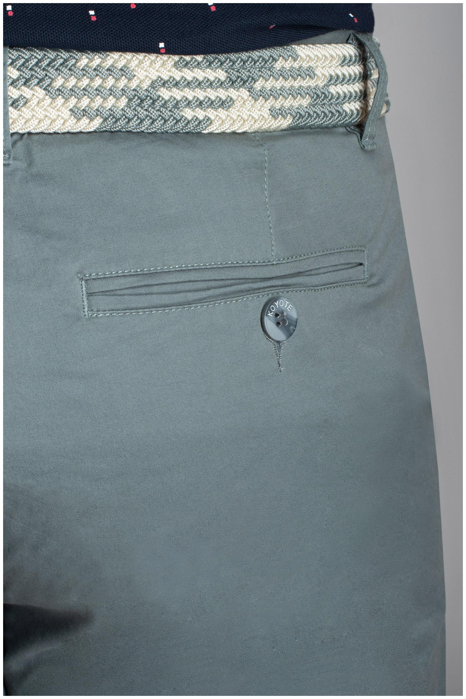 Pantalones, Bermudas, 110733, VERDE | Zoom