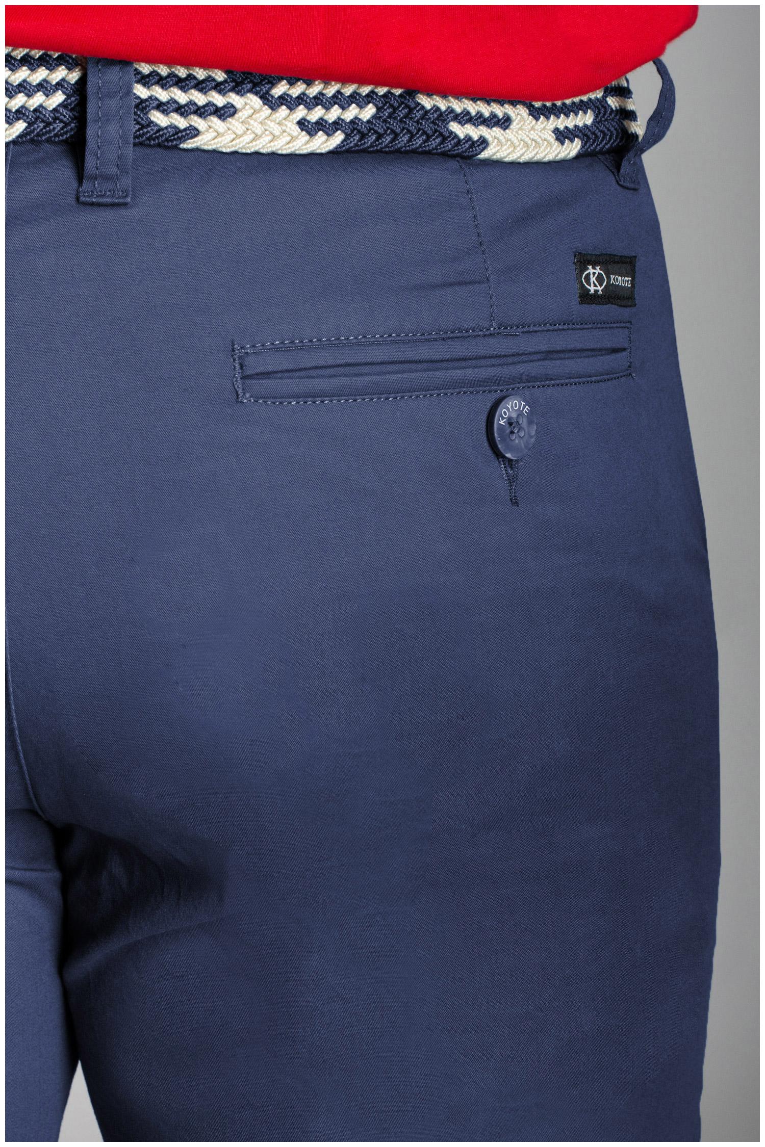 Pantalones, Bermudas, 110733, MARINO | Zoom