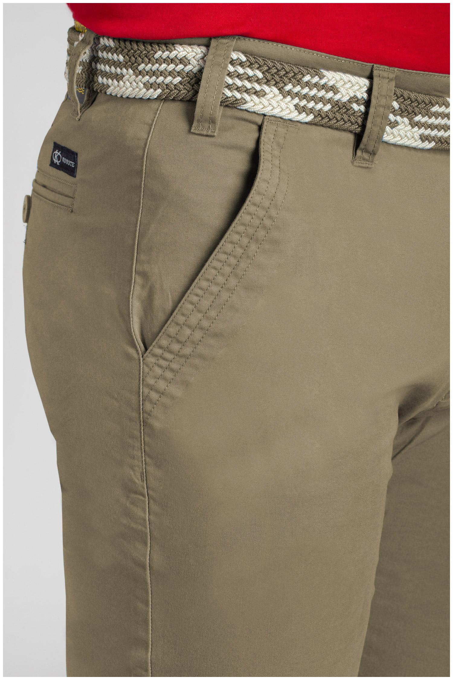 Pantalones, Bermudas, 110733, BEIGE | Zoom