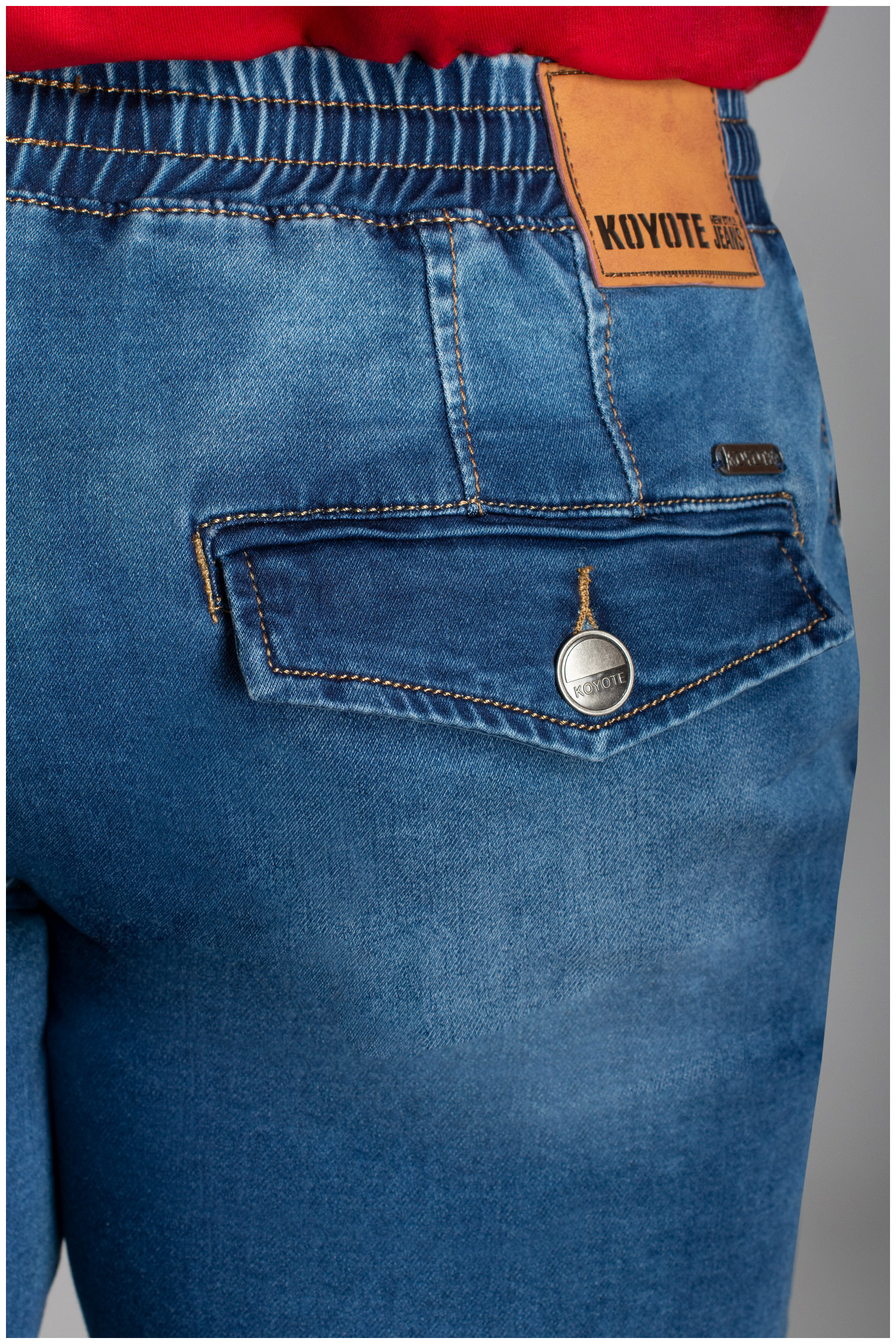 Pantalones, Vaqueros, 110741, INDIGO   Zoom
