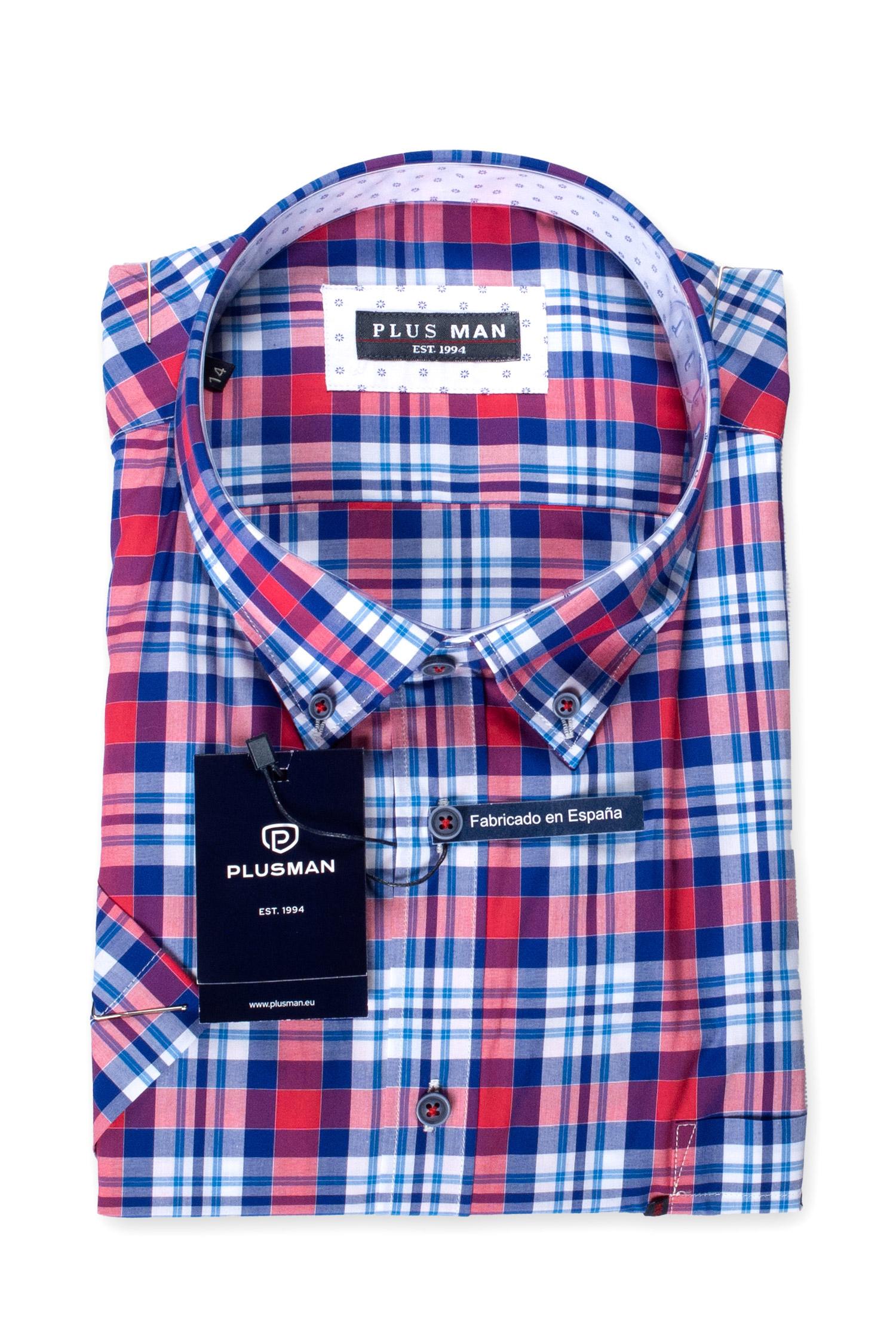 Camisas, Sport Manga Corta, 110877, MARINO | Zoom
