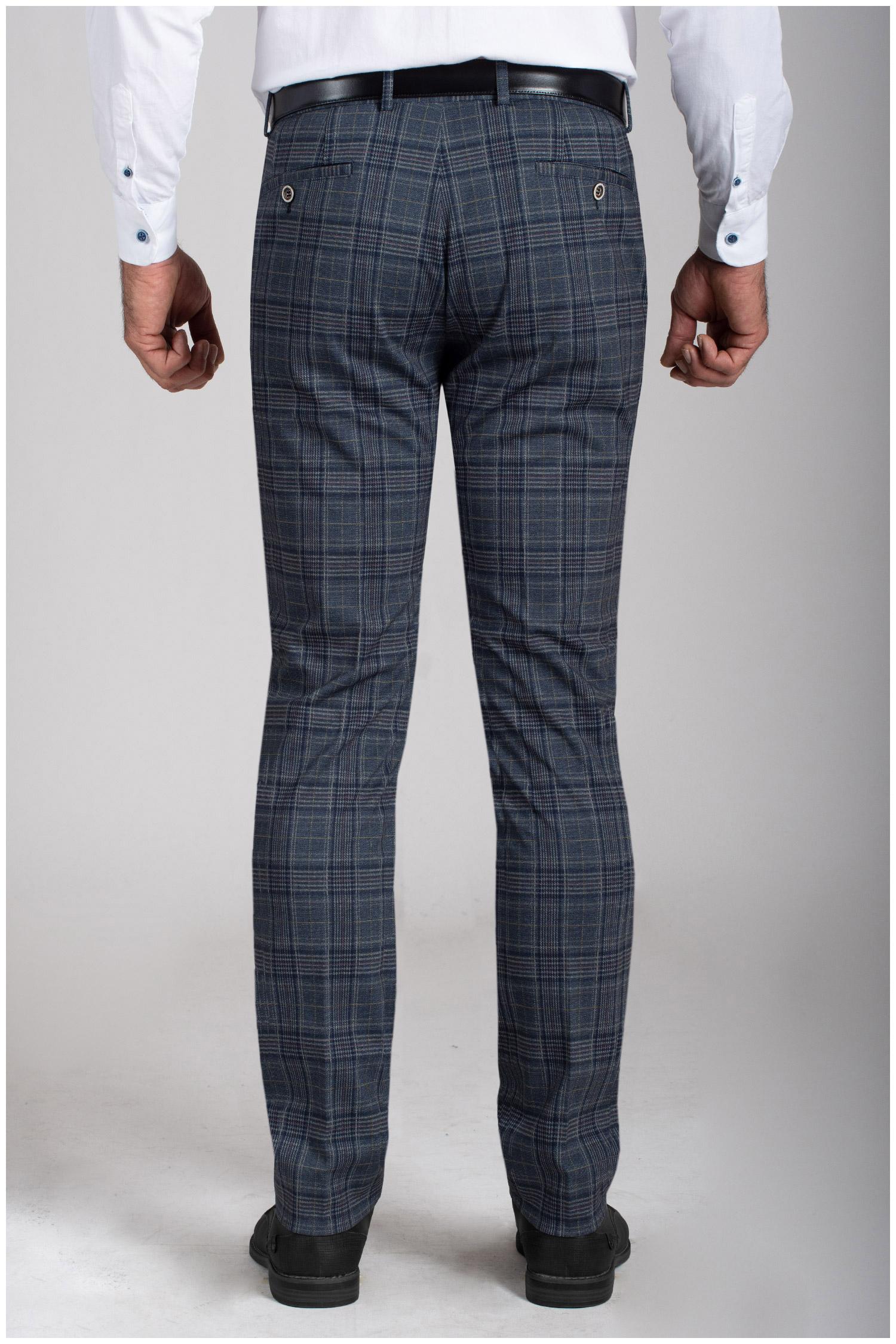 Pantalones, Vestir, 111035, MARINO   Zoom